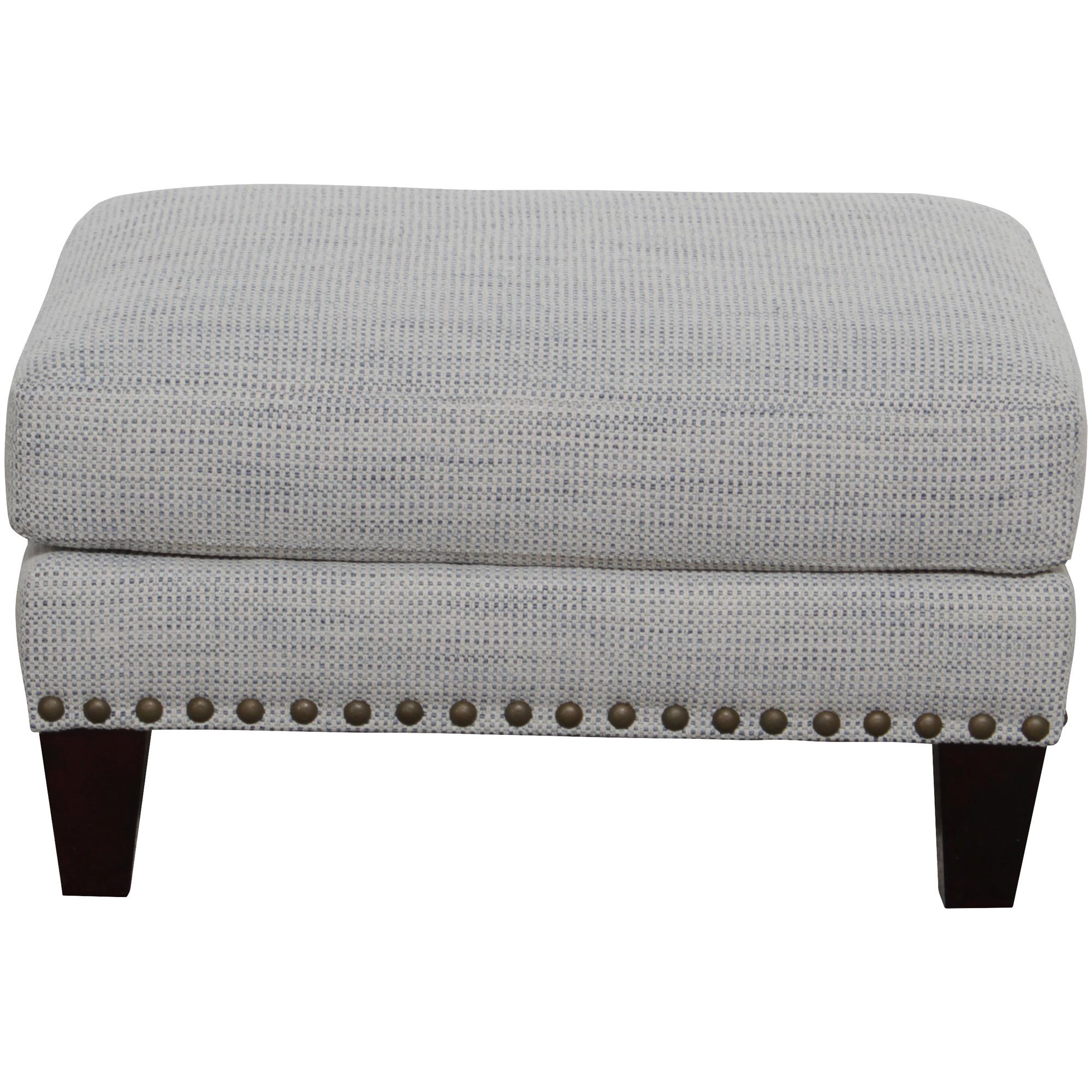 Bauhaus Furniture | Maren Mist Ottoman