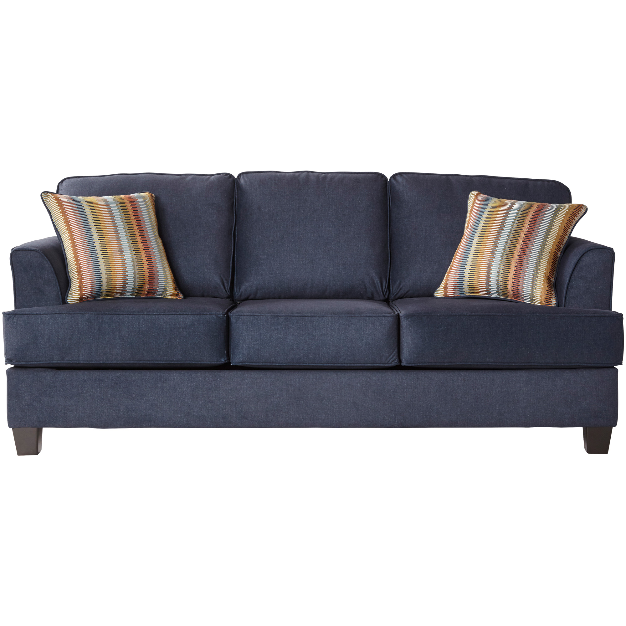 Serta Upholstery By Hughes Furniture | Aloron Beamer Vintage Queen Sleeper Sofa
