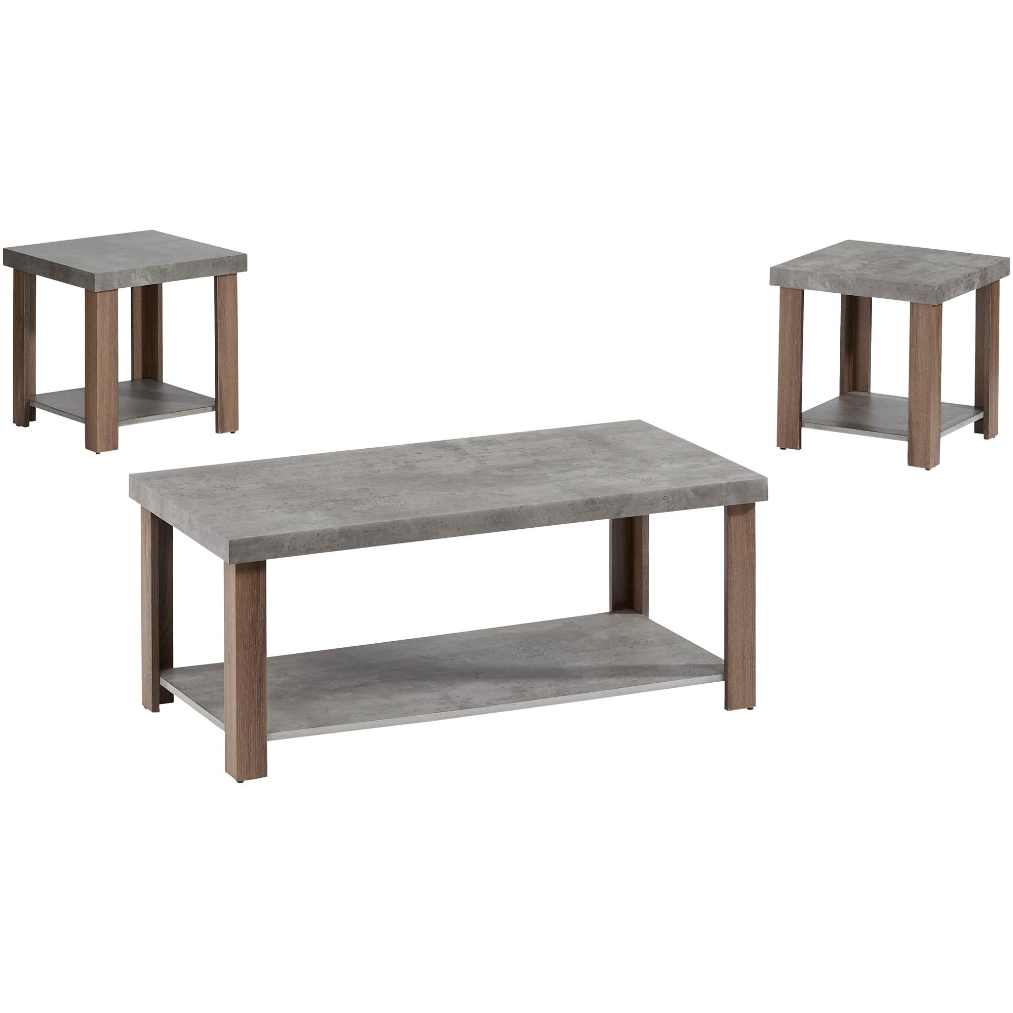 Progressive | Driver Gray 3 Pack Tables