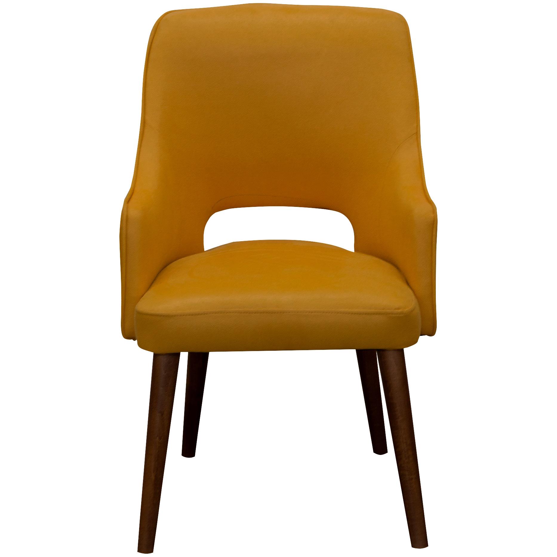 Issa Muebles | Urbana Yellow Desk Chair