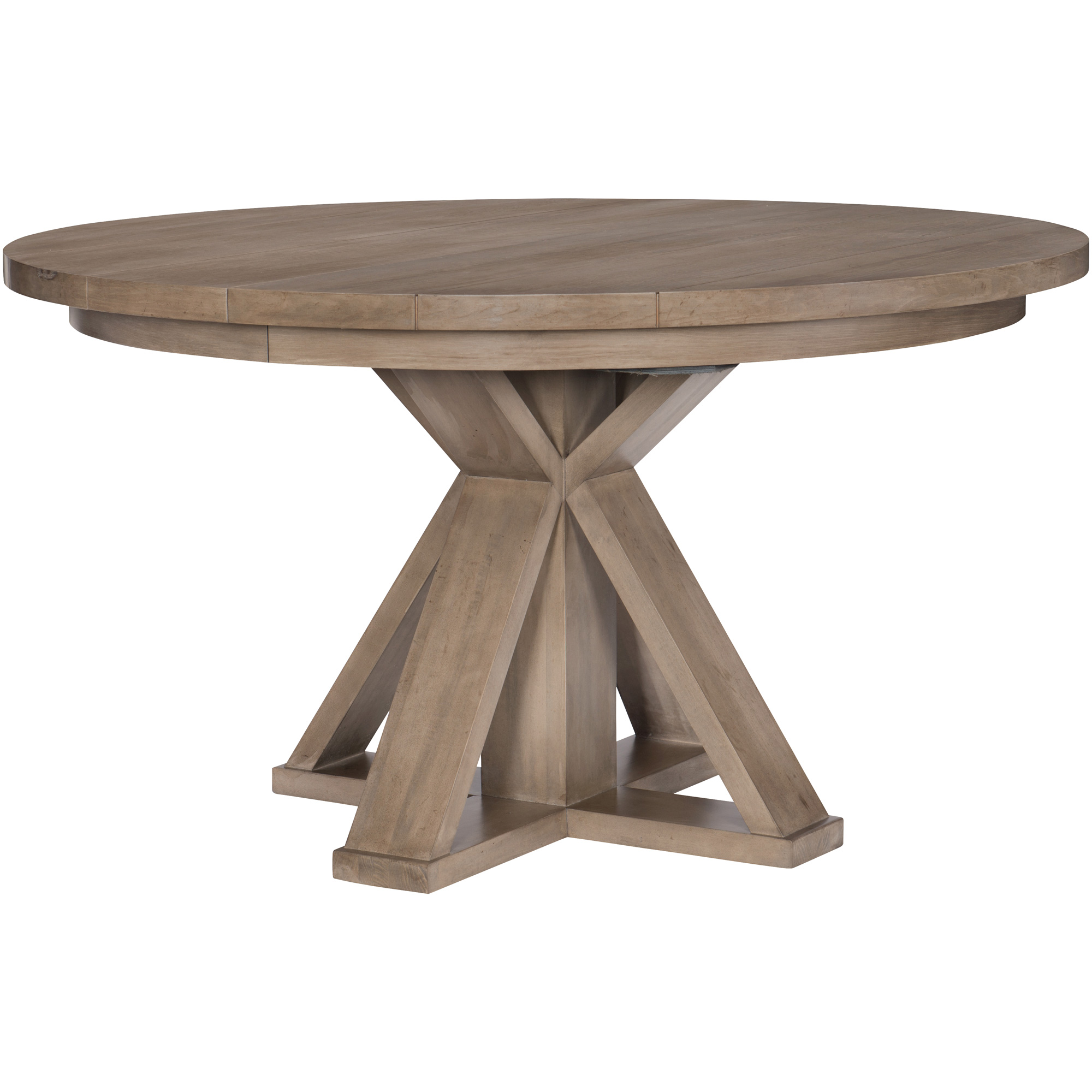 Legacy Classic Furniture | Breckenridge Brown Round Pedestal Table