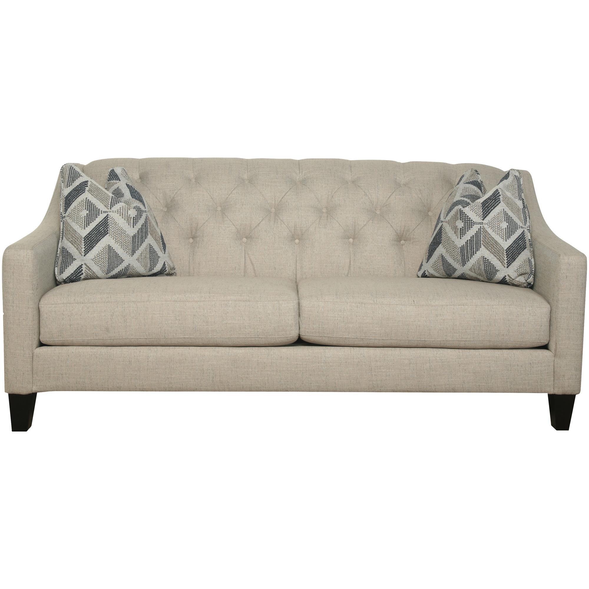 Bauhaus Furniture | Solo Burlap Sofa