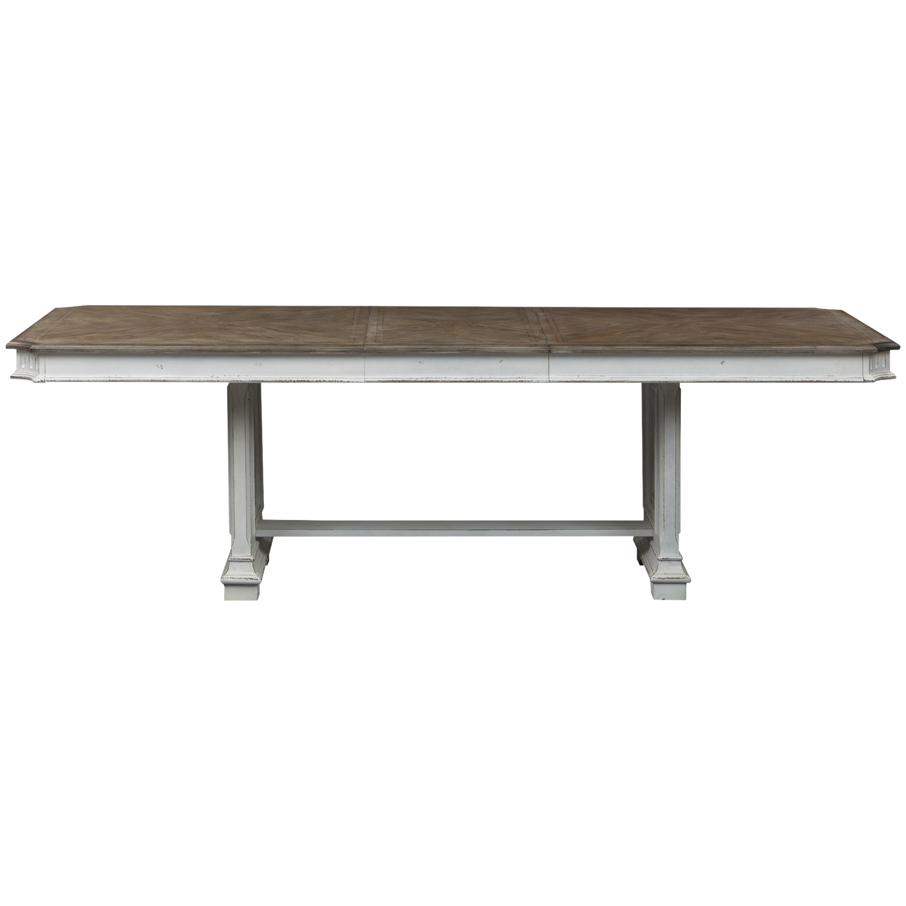 Liberty Furniture | Abbey Park White Dining Table