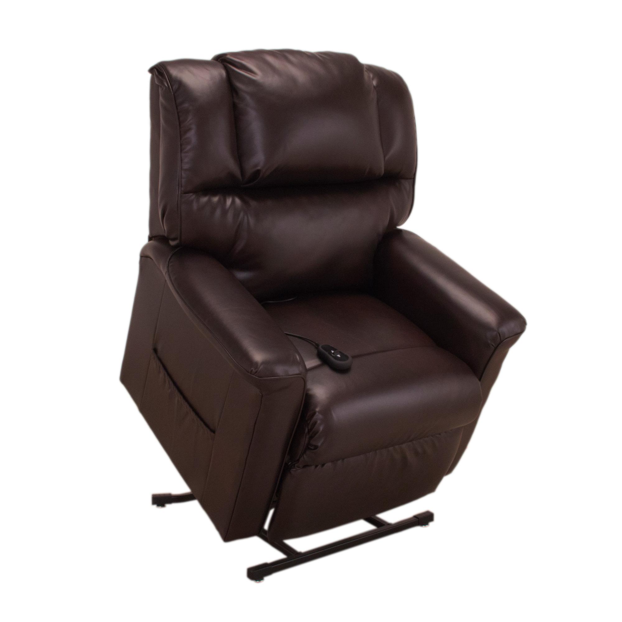 Franklin | Flint Chocolate Lift Chair Recliner