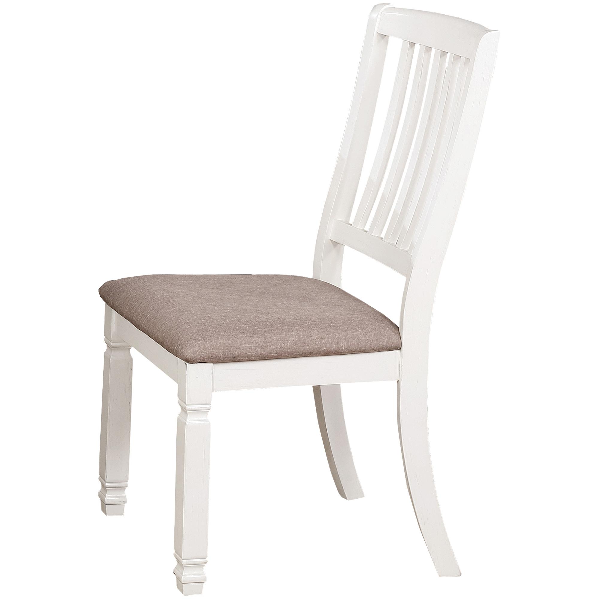 Lifestyle Enterprise | Benton Side Chair | White