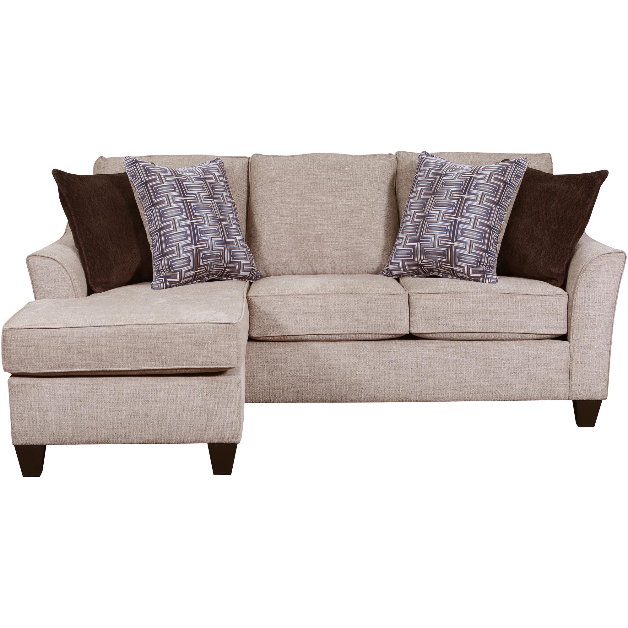 Lane Home Furnishings | Penn Taupe Sofa Chaise