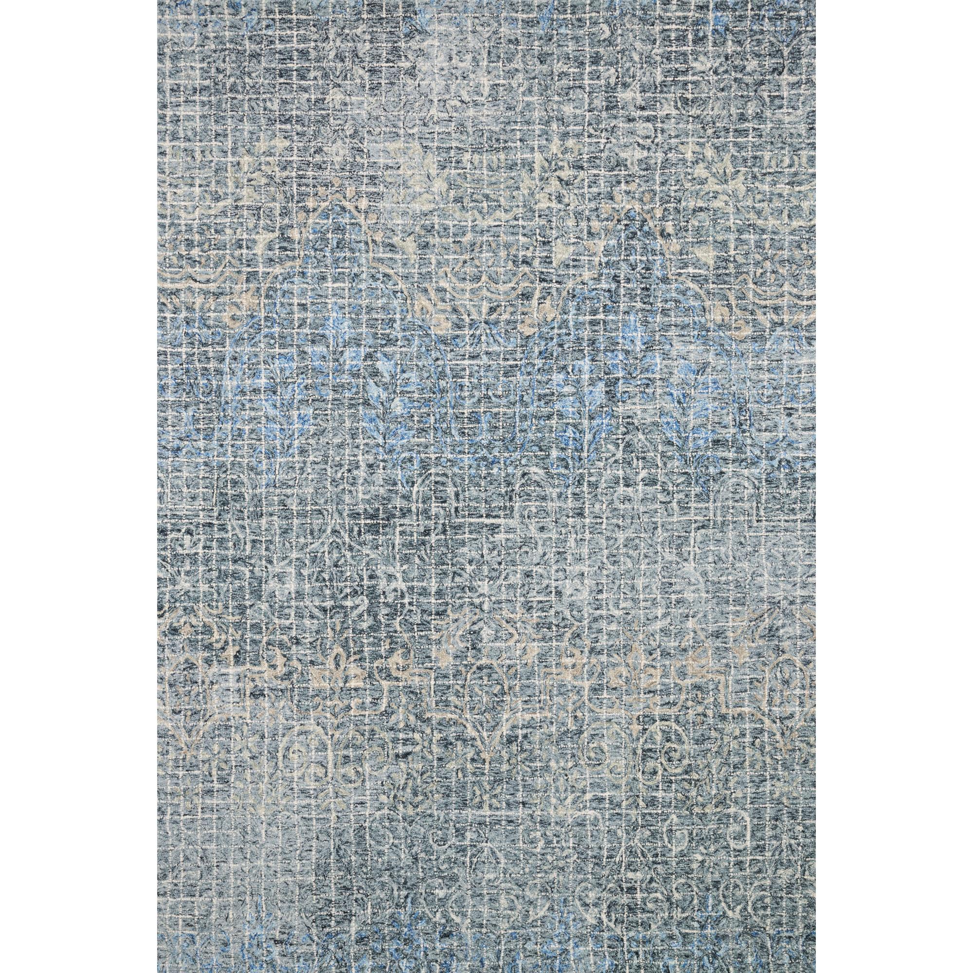Loloi | Tatum Ink Blue 5x8 Area Rug