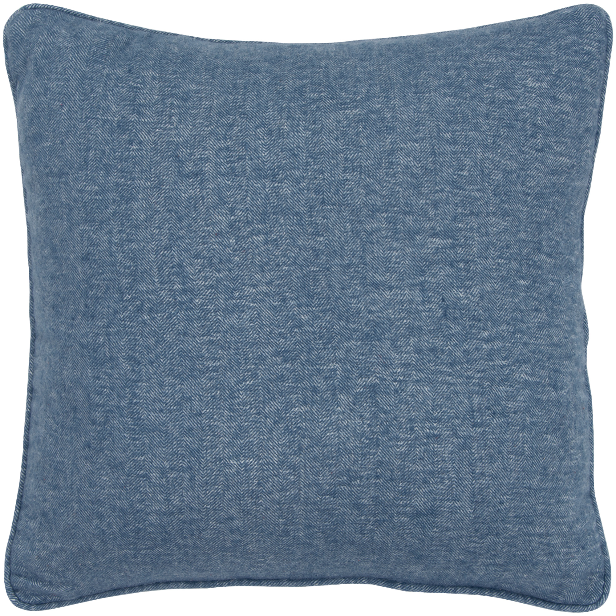 Rizzy Home | Alexis Blue Down Filled Pillow