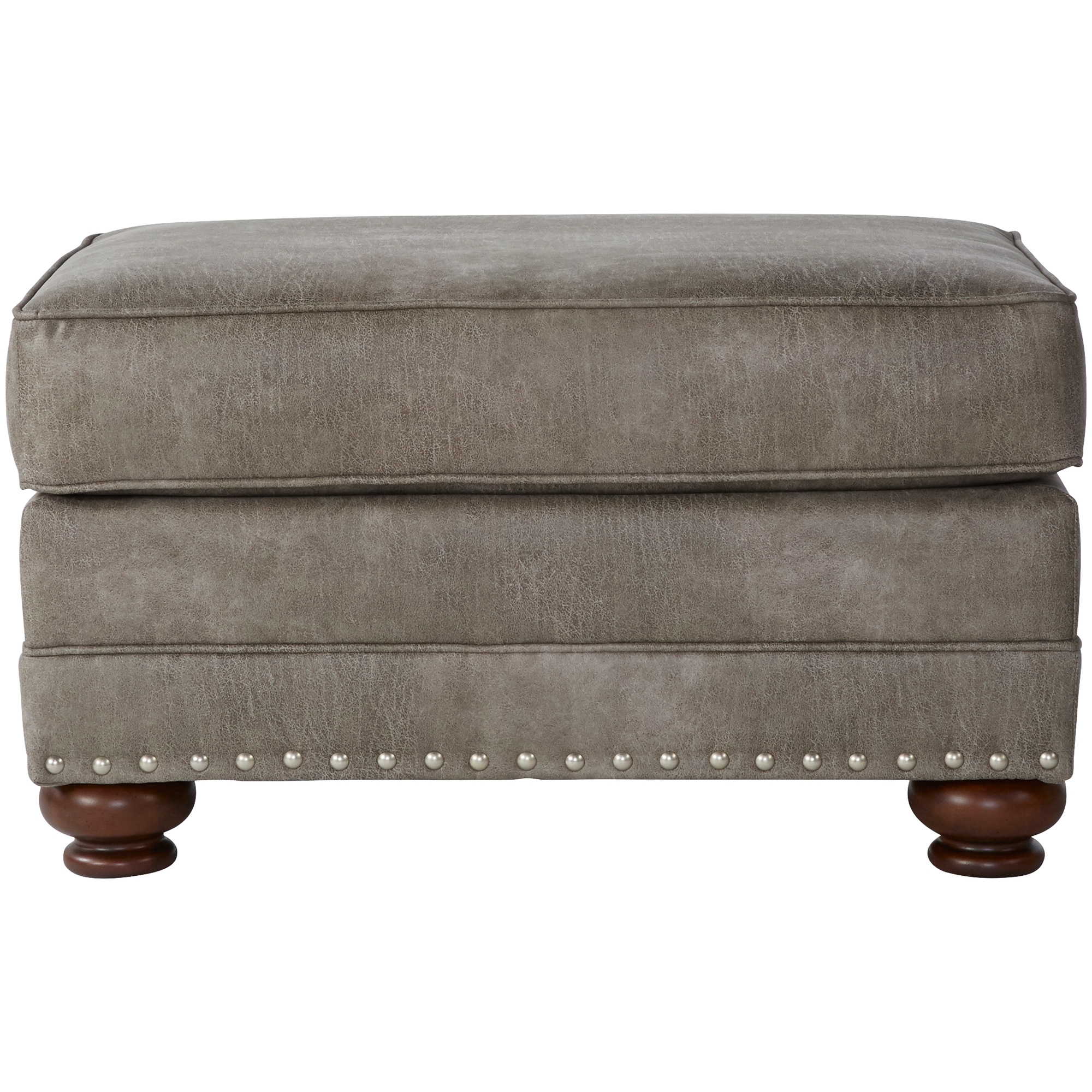 Serta Upholstery By Hughes Furniture | Bester Golitha Mica Ottoman