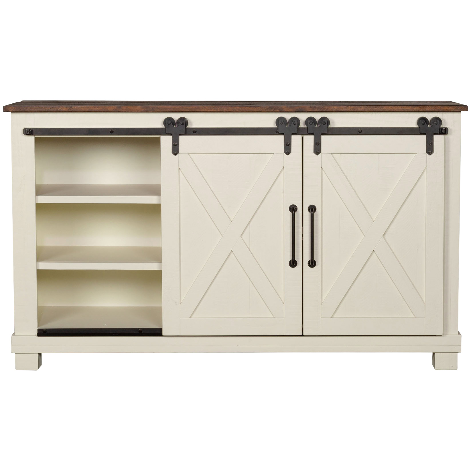 A America | Sun Valley White Sideboard