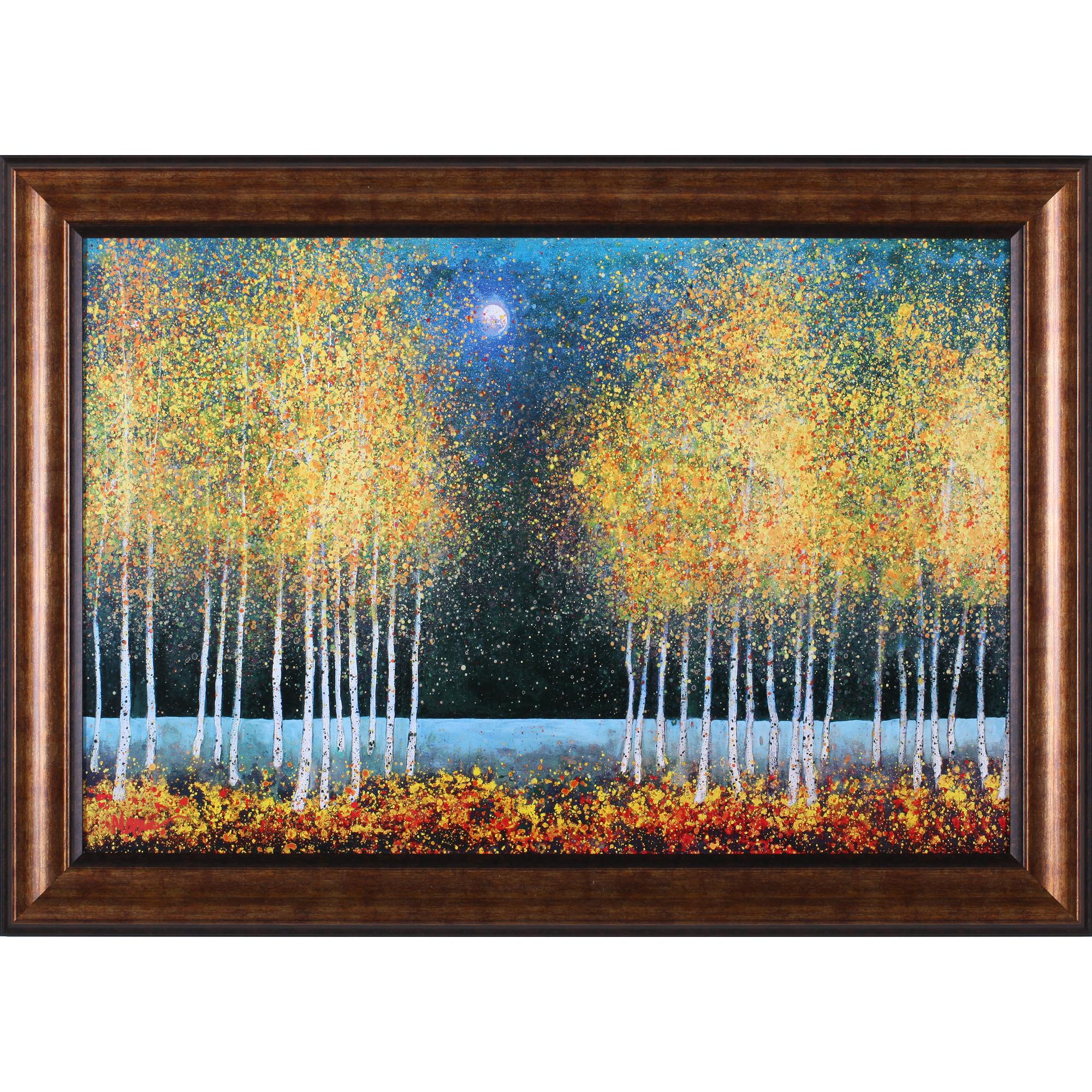 Art Effects | Blue Moon Wall Art