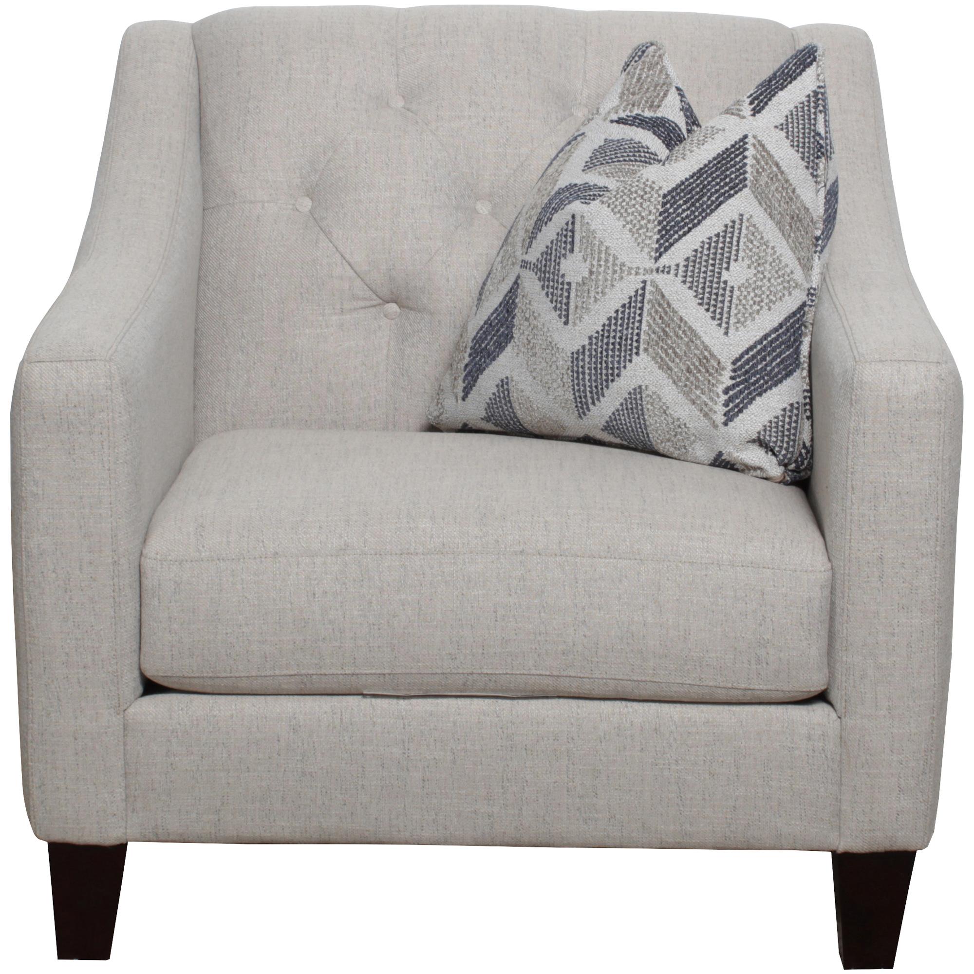 Bauhaus Furniture | Solo Burlap Chair