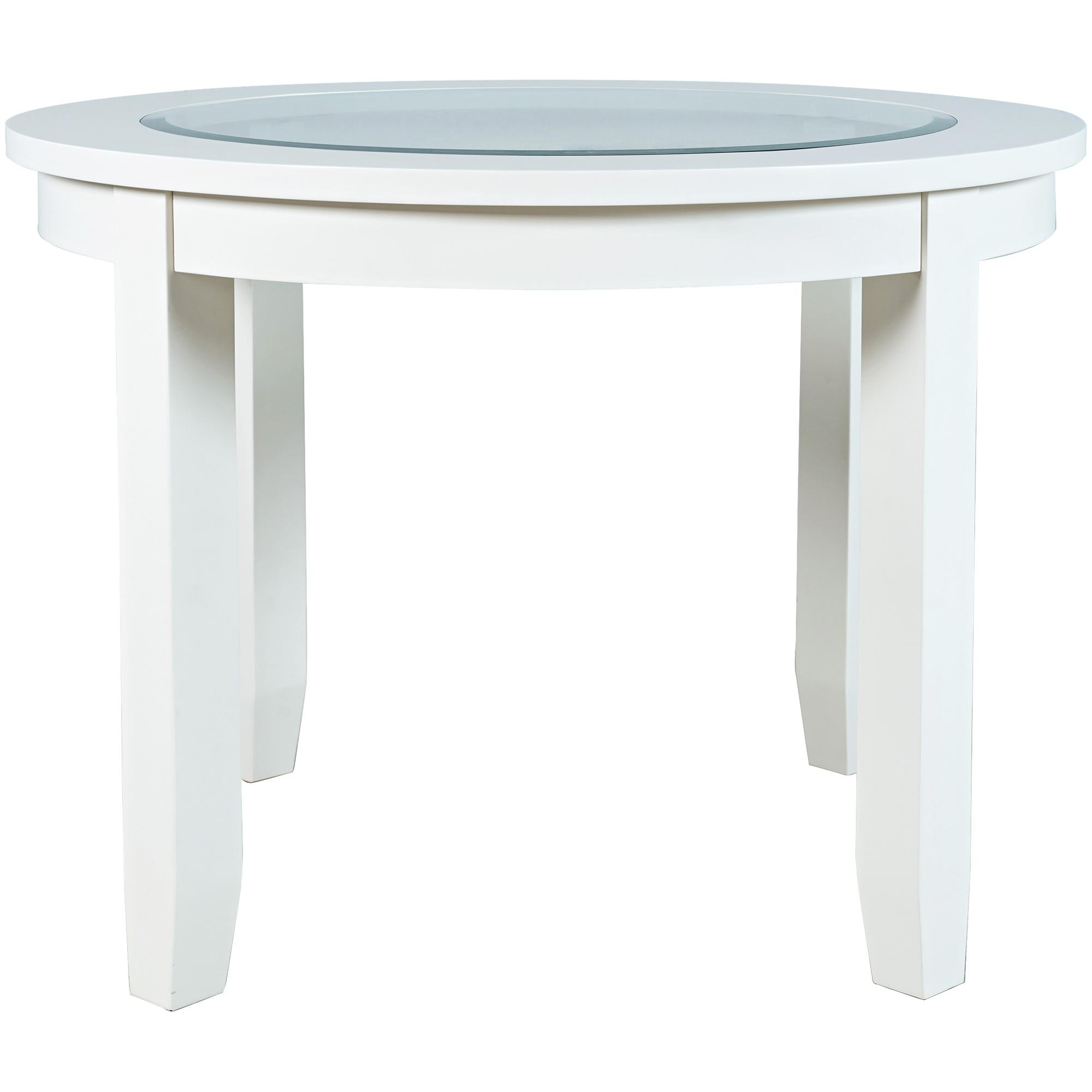 Jofran, Inc. | Urban Icon White Round Dining Table
