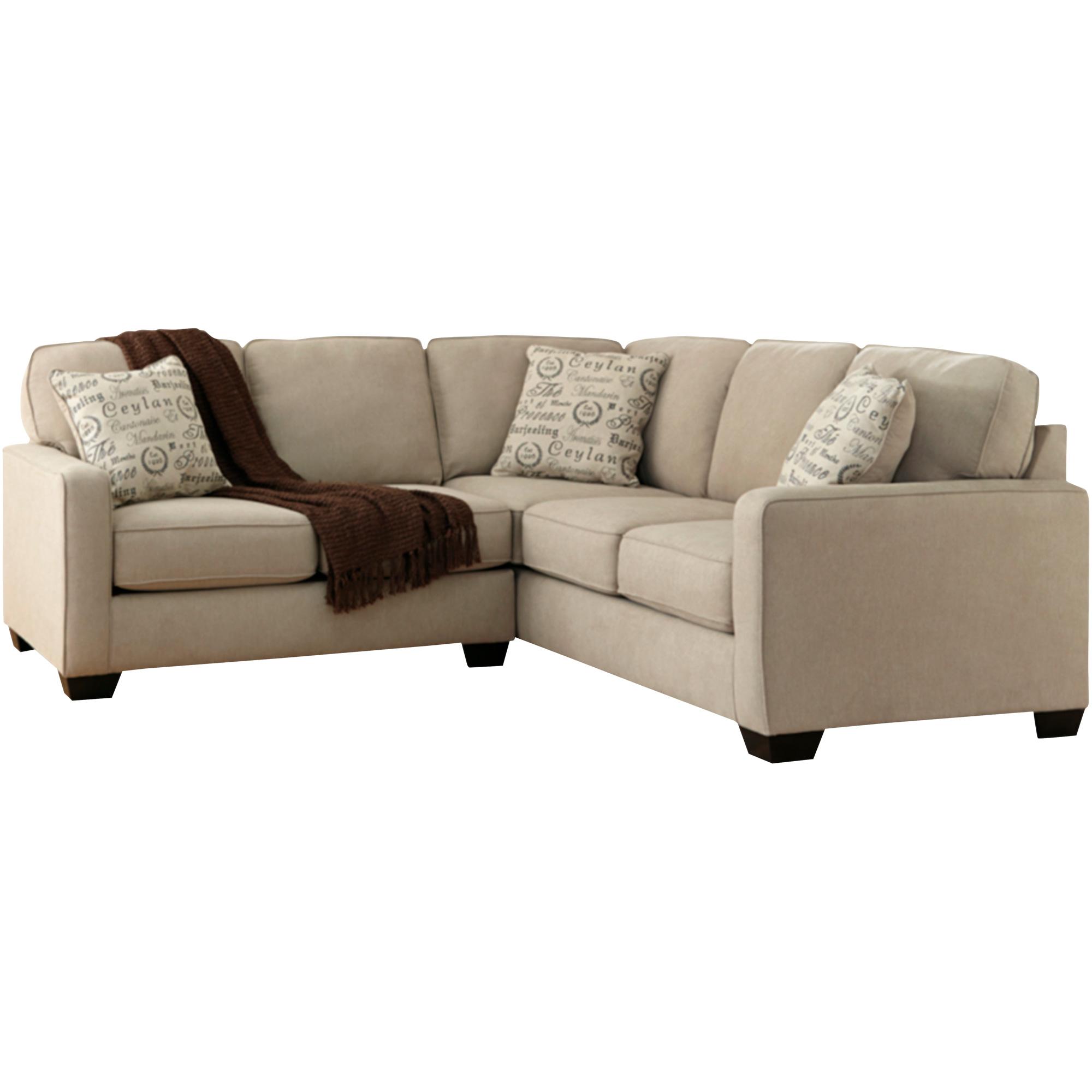 Ashley Furniture | Alenya Quartz 2 Piece Left Sectional Sofa
