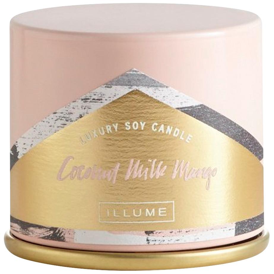 Illume | Essentials Coconut Milk Mango Demi Tin Candle