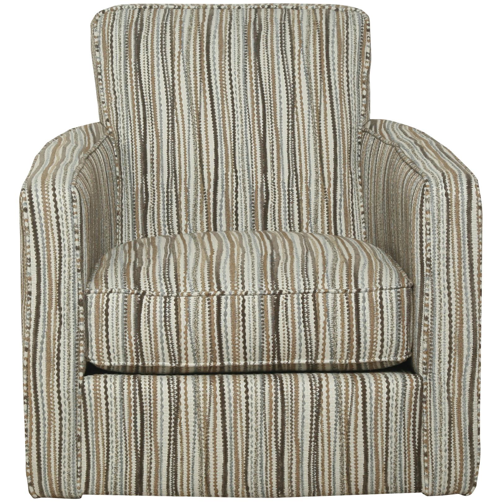 Bauhaus Furniture | Elms Swivel Accent Chair