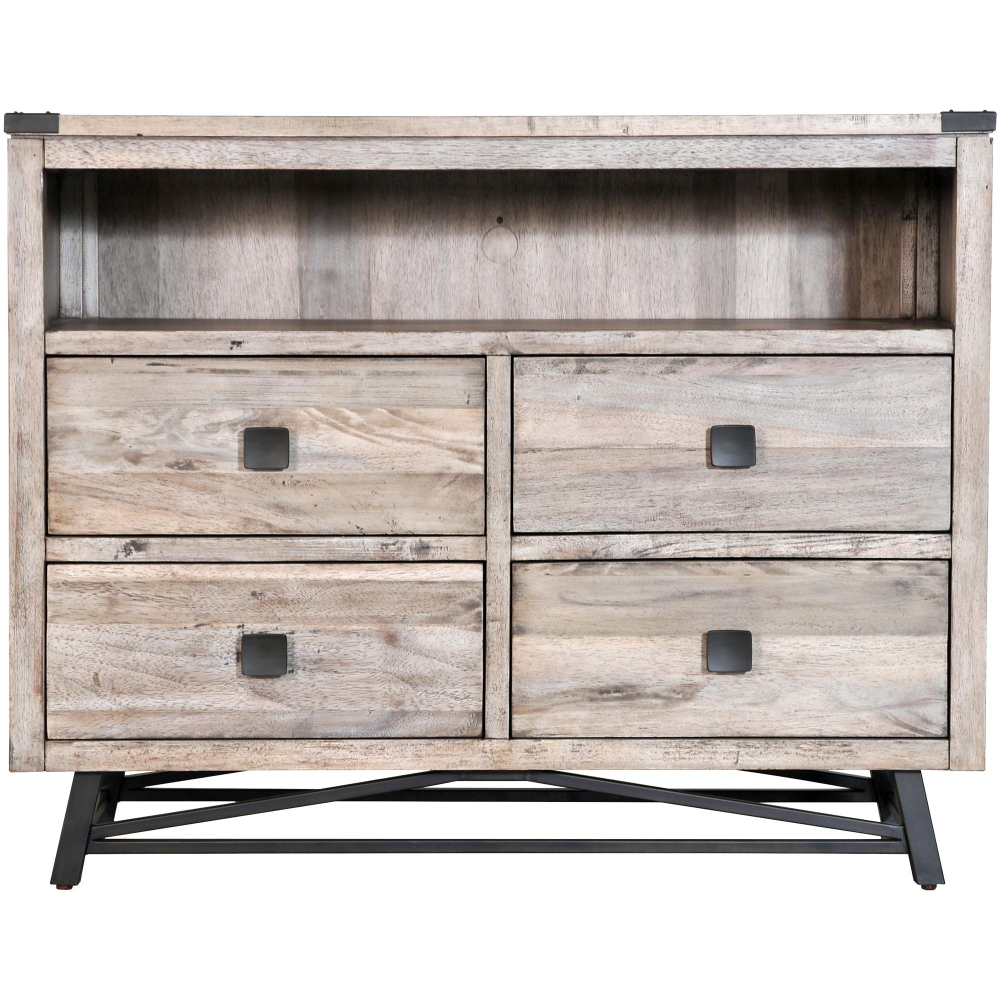Napa Furniture | Brentwood Chestnut Media Chest