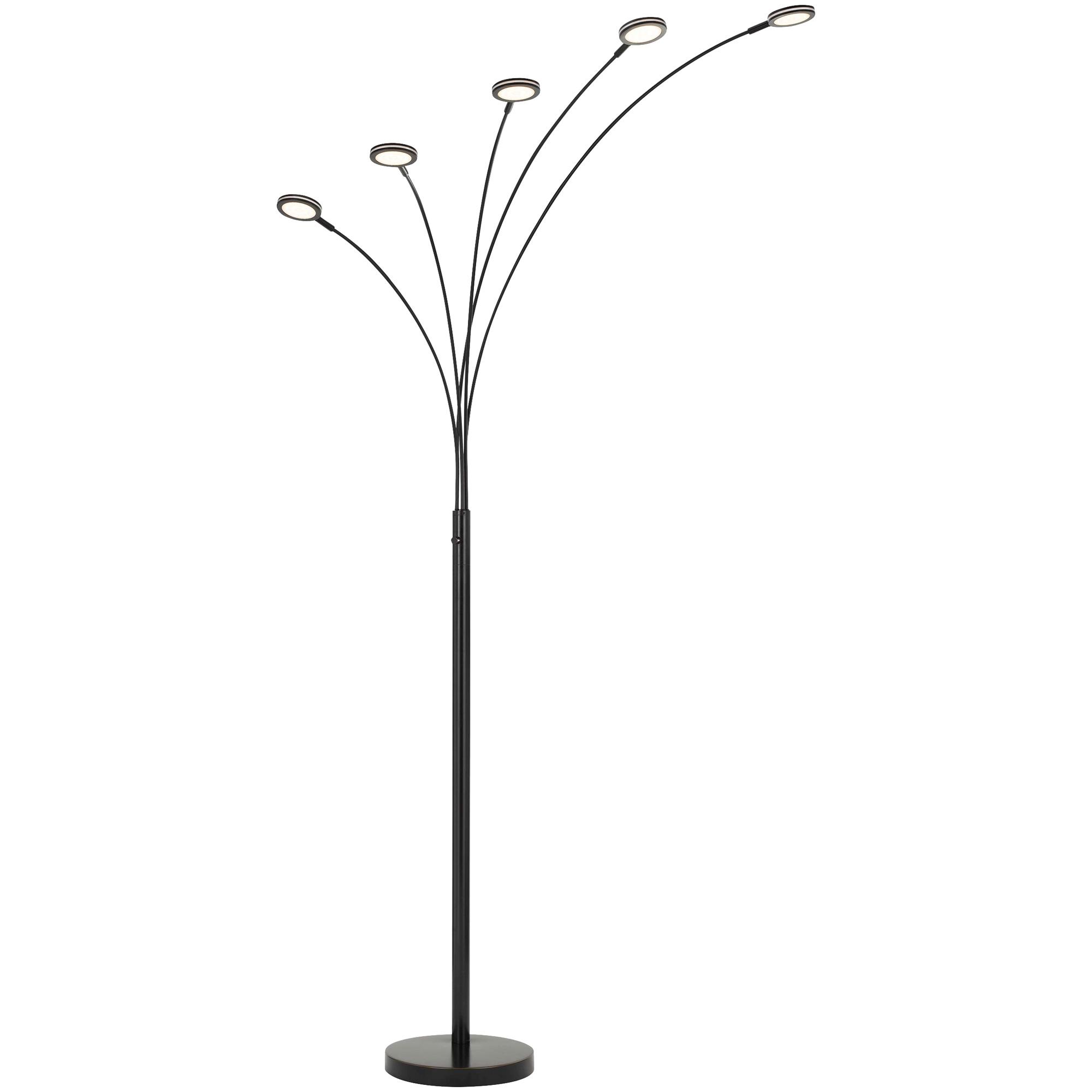 Cal Lighting | Cremona Bronze Floor Lamp