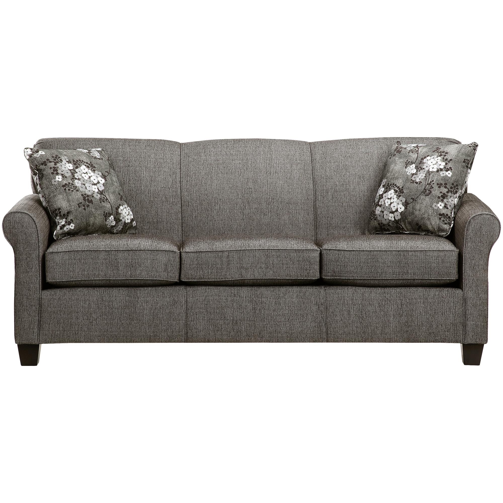 Dimensions By England   York Granite Queen Visco Sleeper Sofa