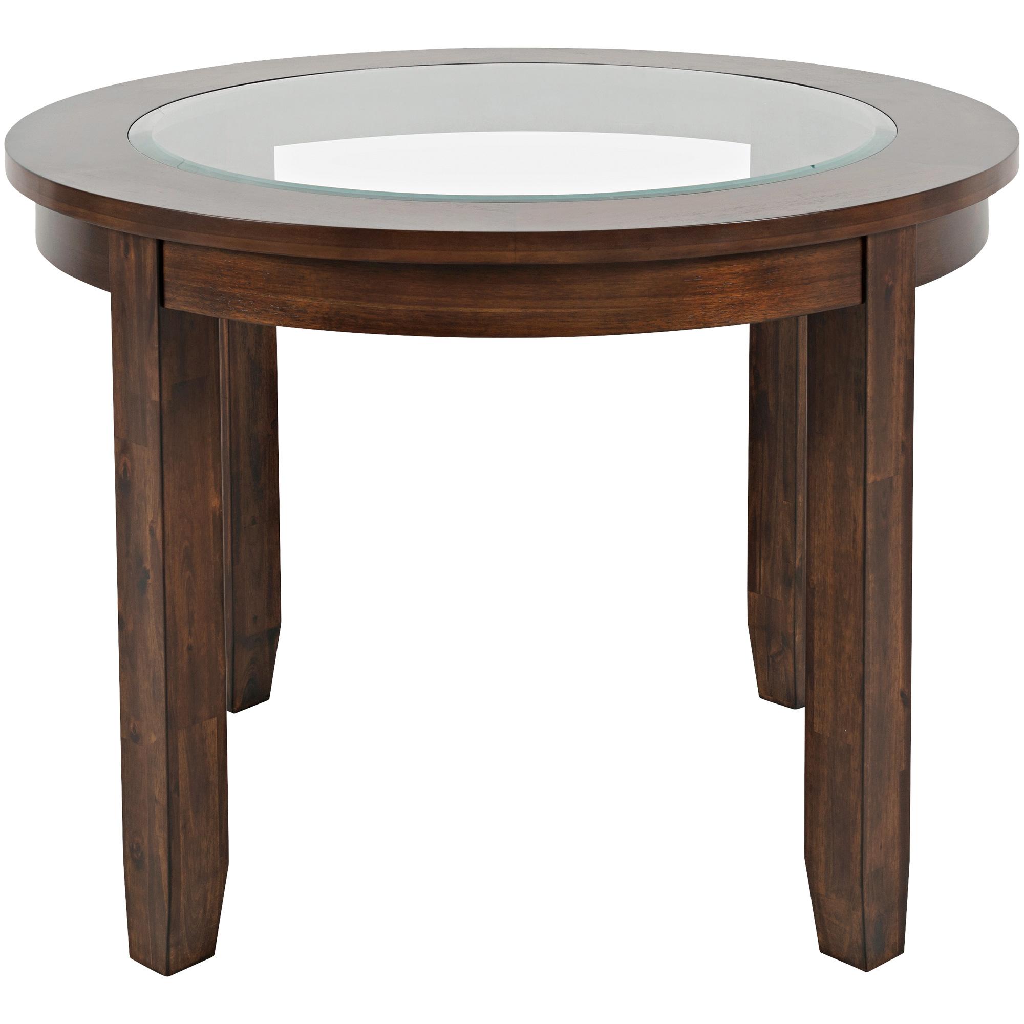 Jofran, Inc. | Urban Icon Merlot Round Dining Table