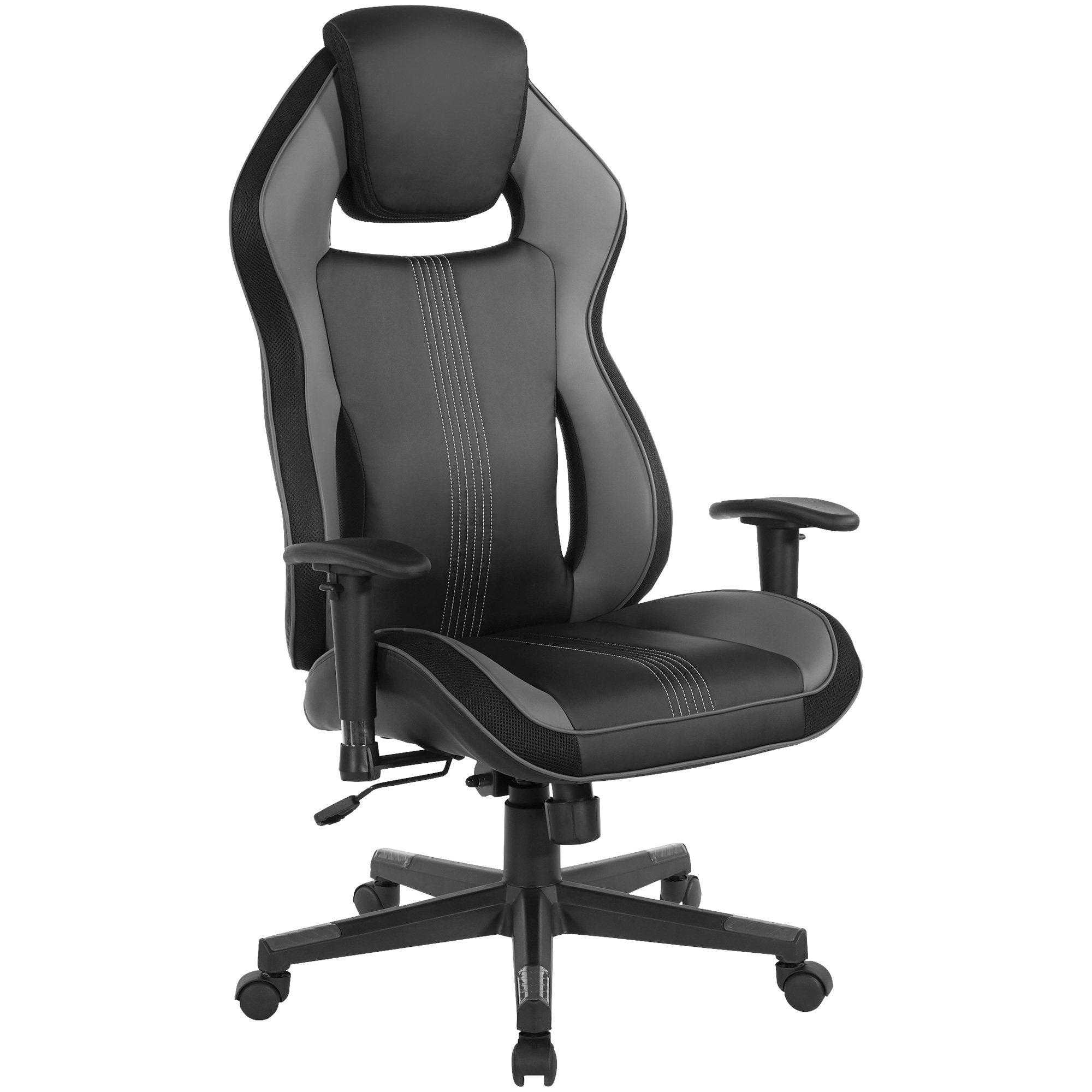 Office Star Products | Vibe Gray Gaming Chair
