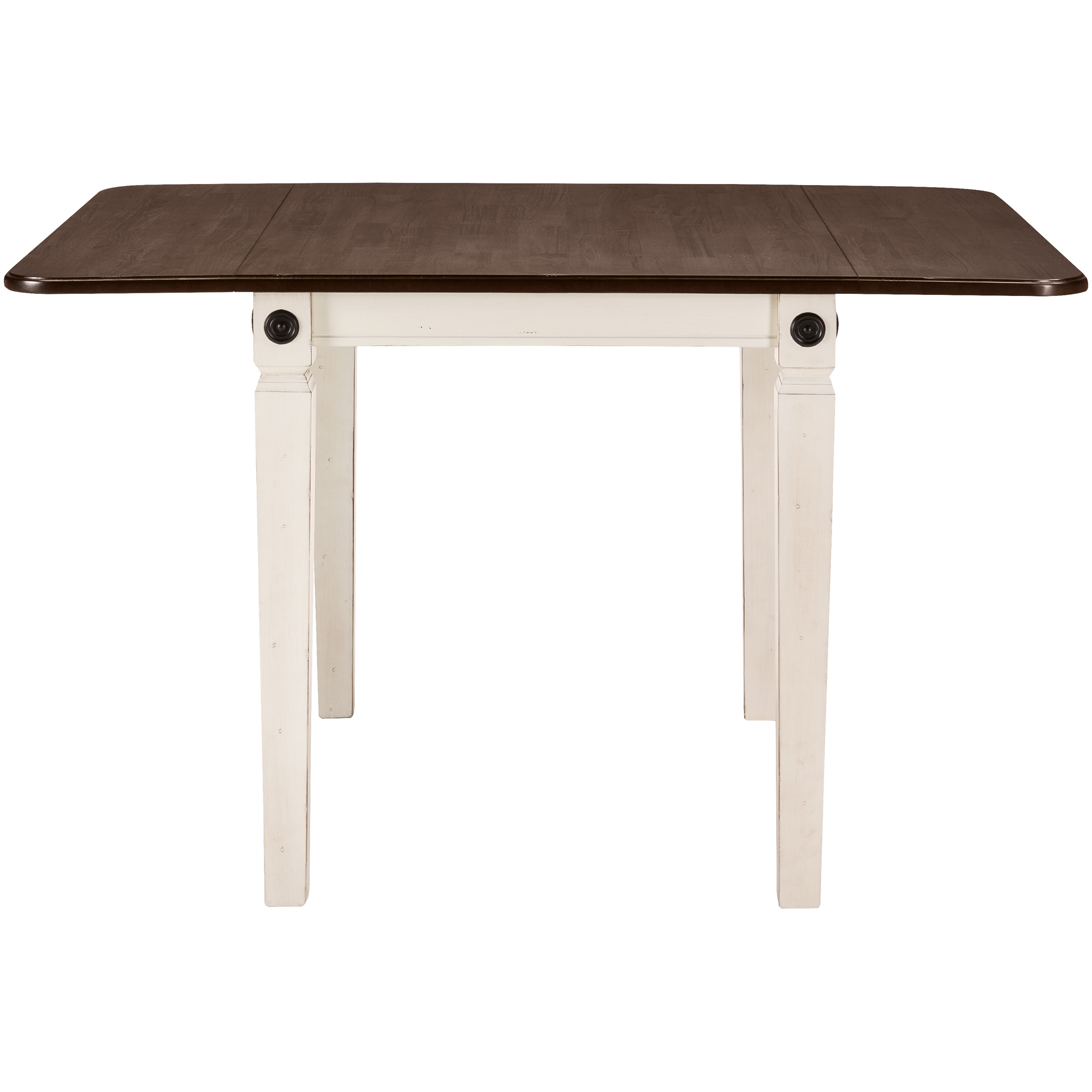 Intercon | Glennwood Antique White Drop Leaf Table