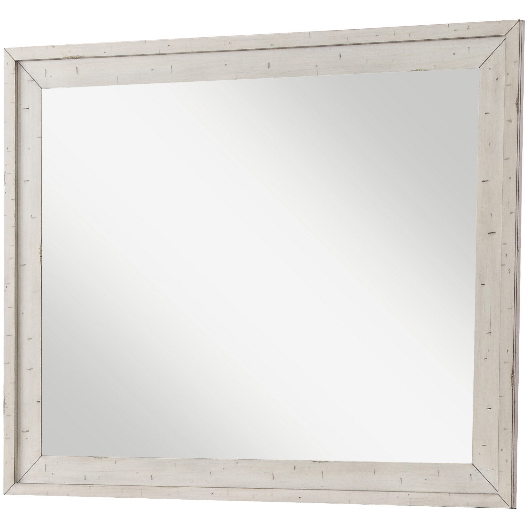 Lifestyle Enterprise | Bay Ridge White Mirror