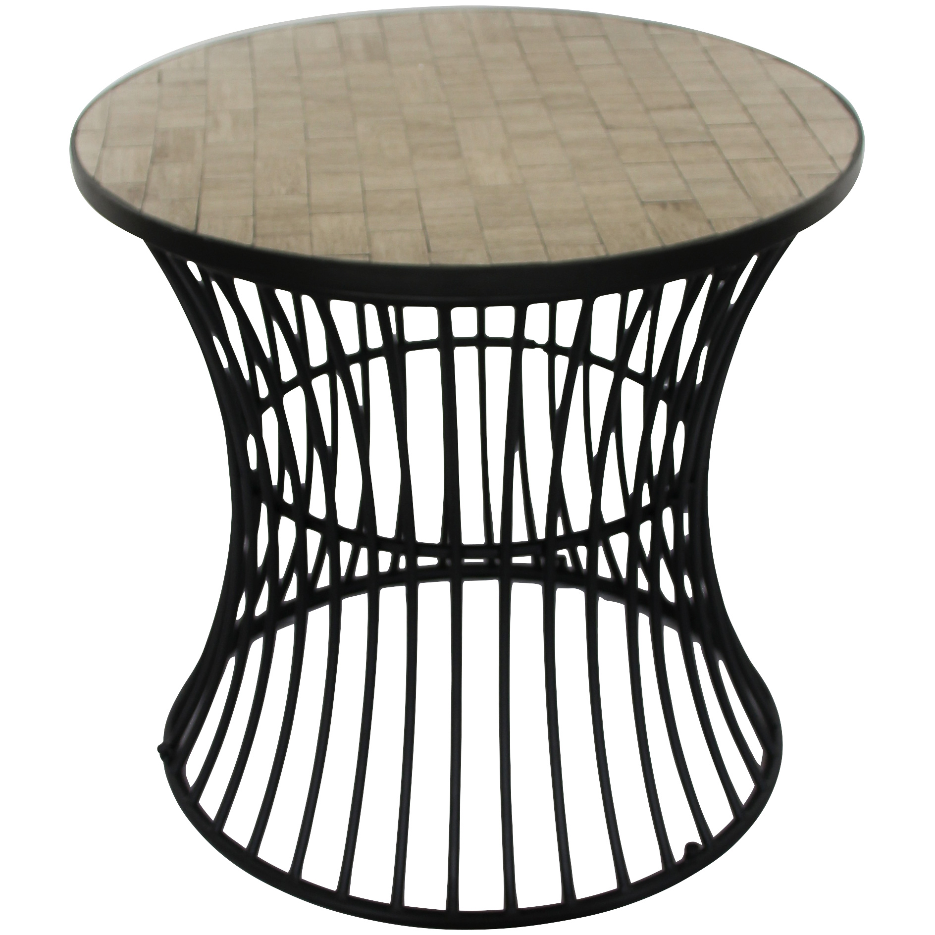 Stylecraft Home Collection | Fano Black Side Table
