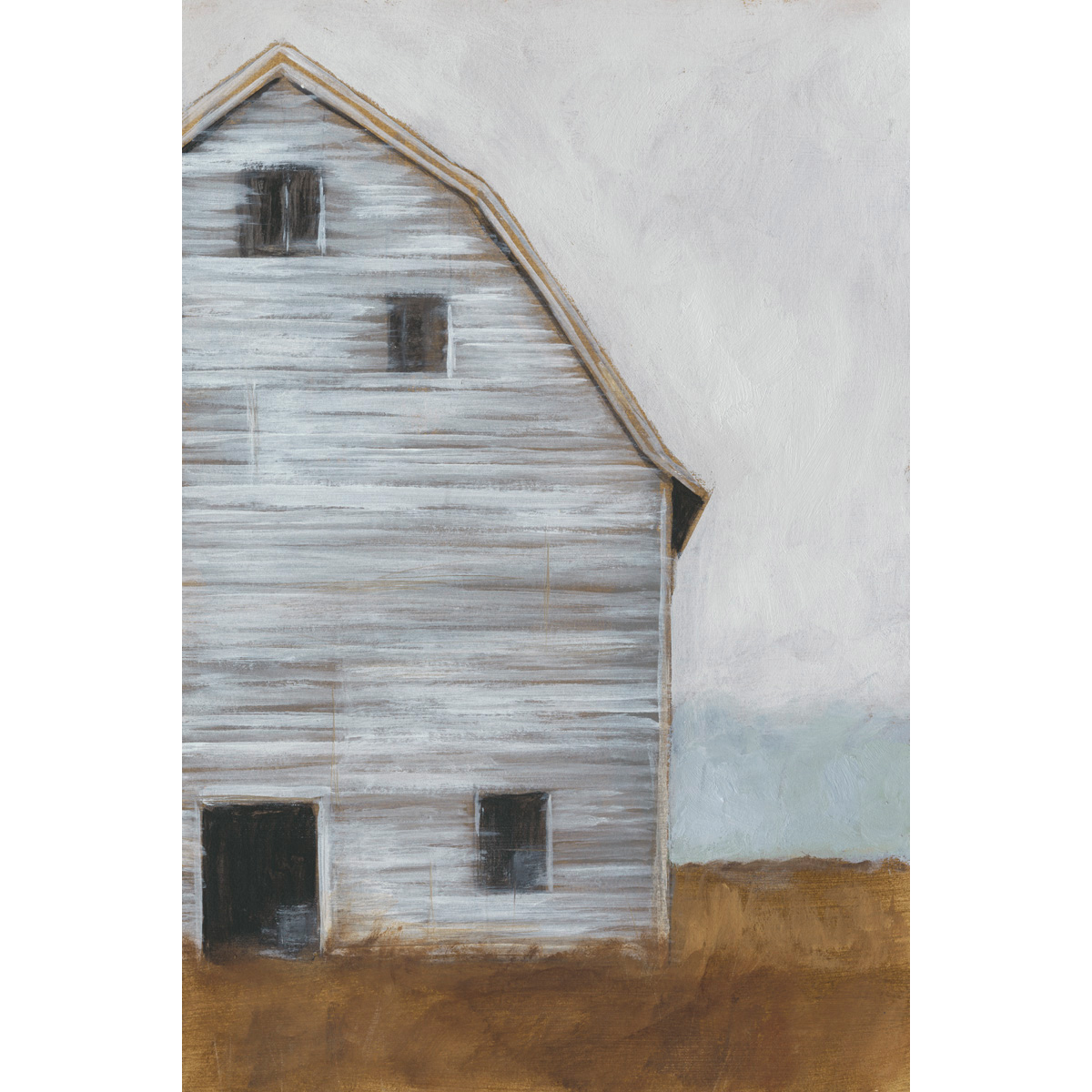 Art Effects | Abandoned Barn I Wall Art