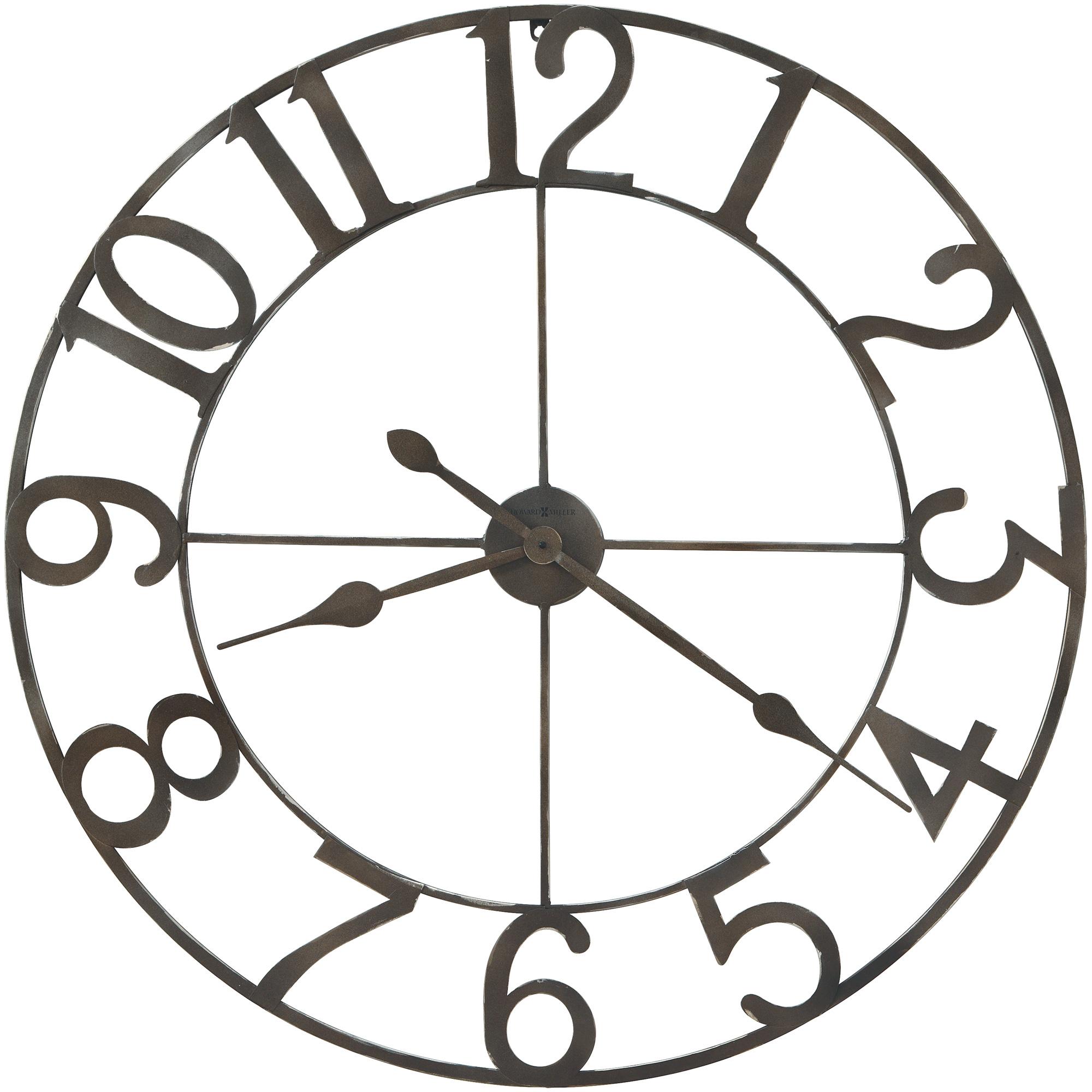 Howard Miller | Connie Wall Clock