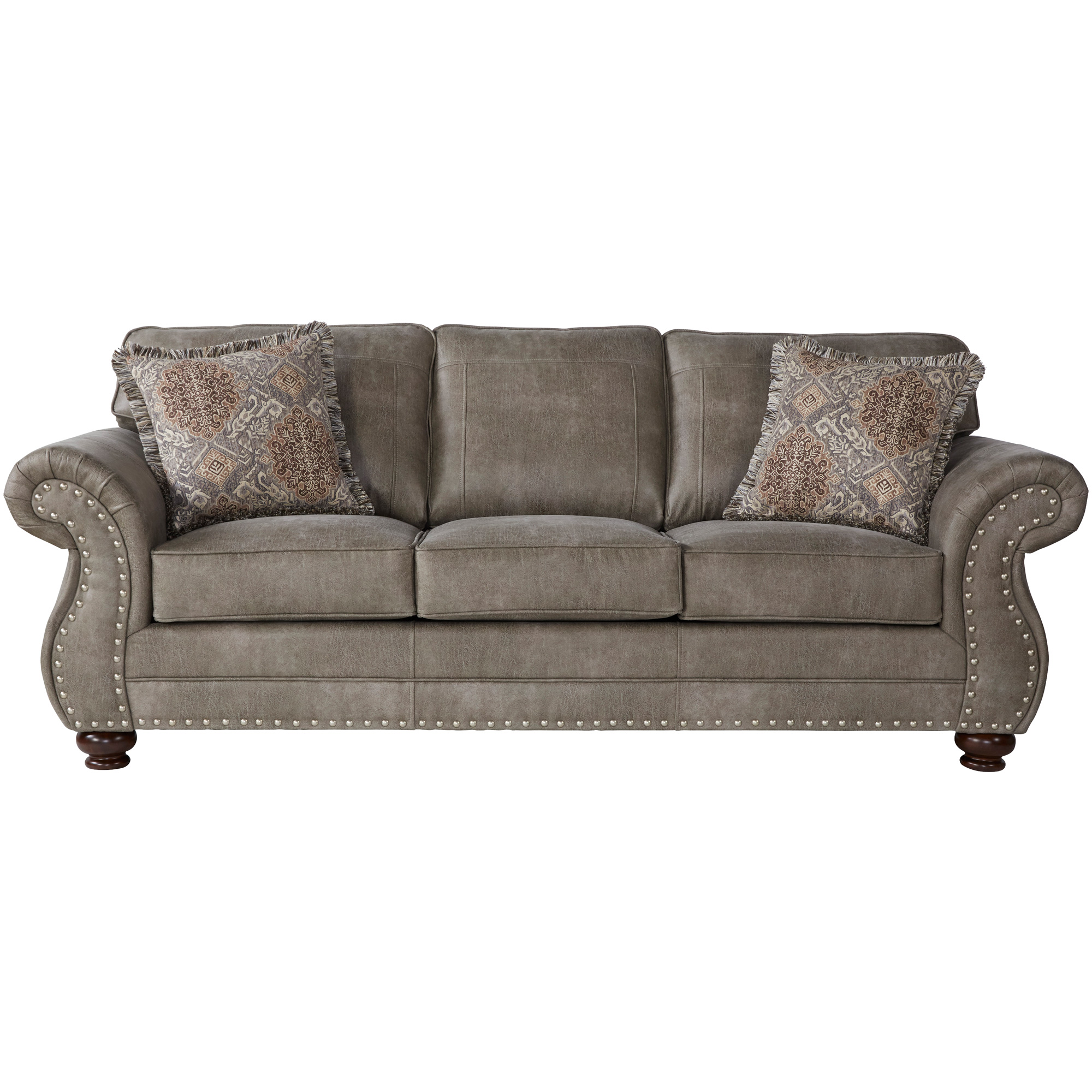 Serta Upholstery By Hughes Furniture | Bester Golitha Mica Sofa