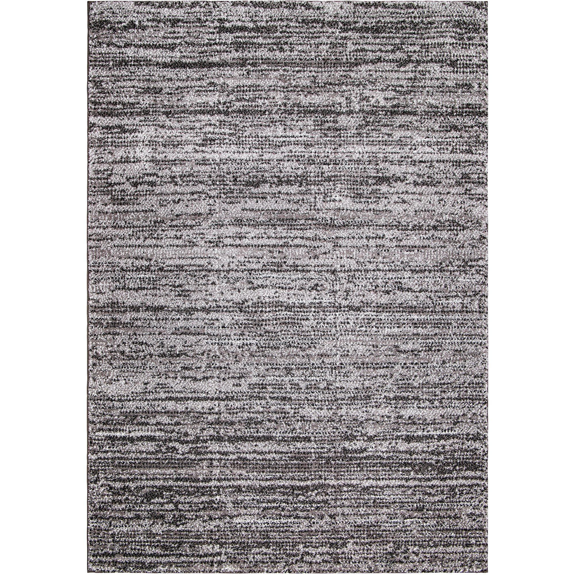 Orian | Cloud 19 Zula Pewter 8x11 Area Rug | Grey