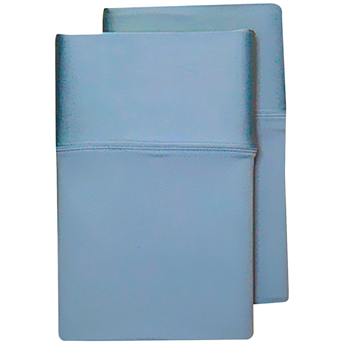 Sheex Inc. | SHEEX Aero Fit Carolina Blue King Pillowcase Set