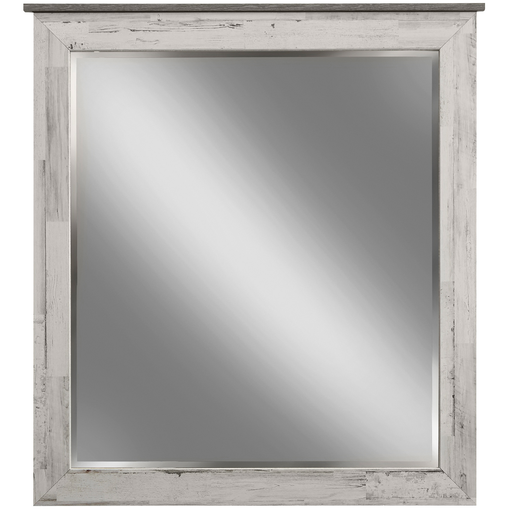 Kith Furniture | Aspen Gray Mirror