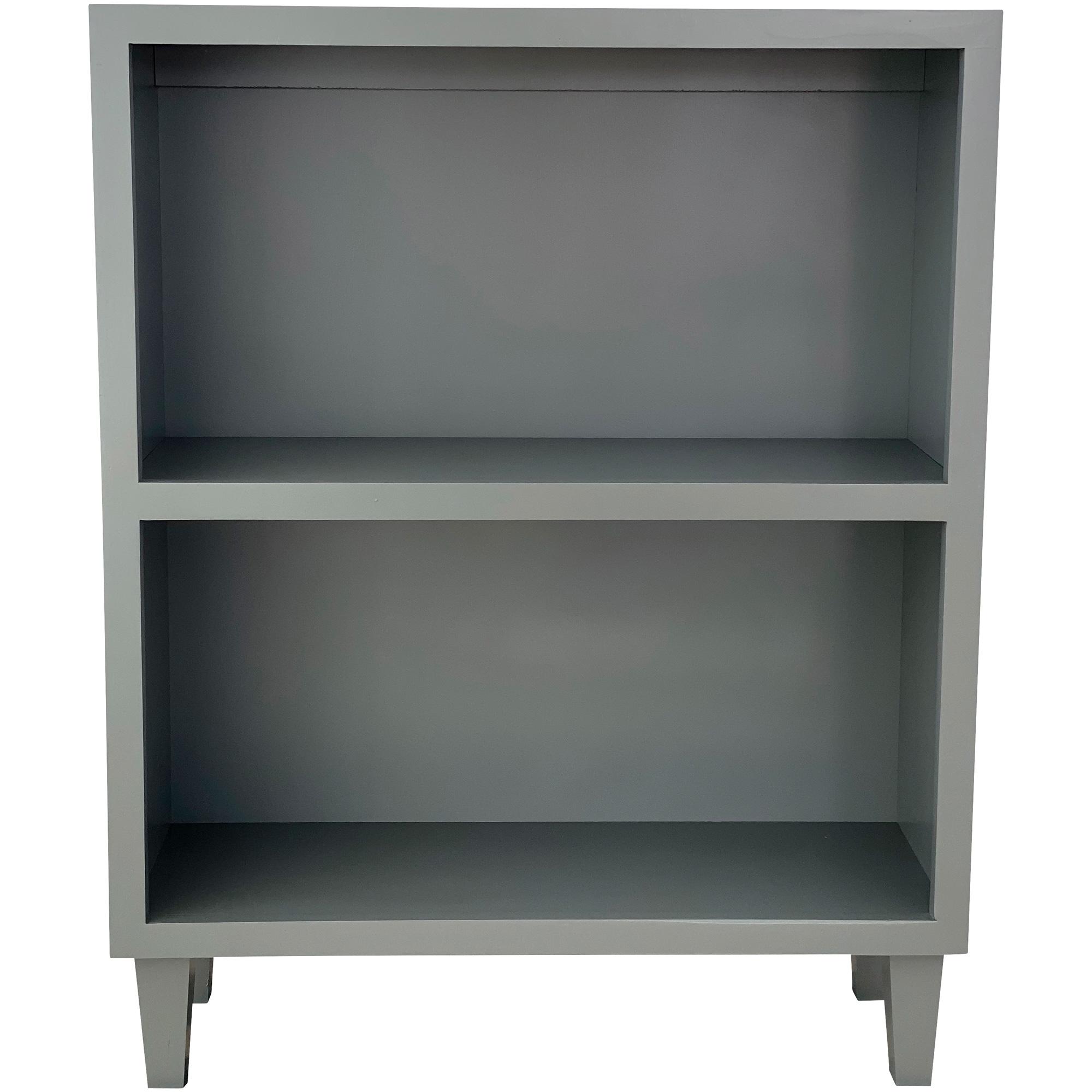 Arts Designs | Samson Dark Gray Bookcase