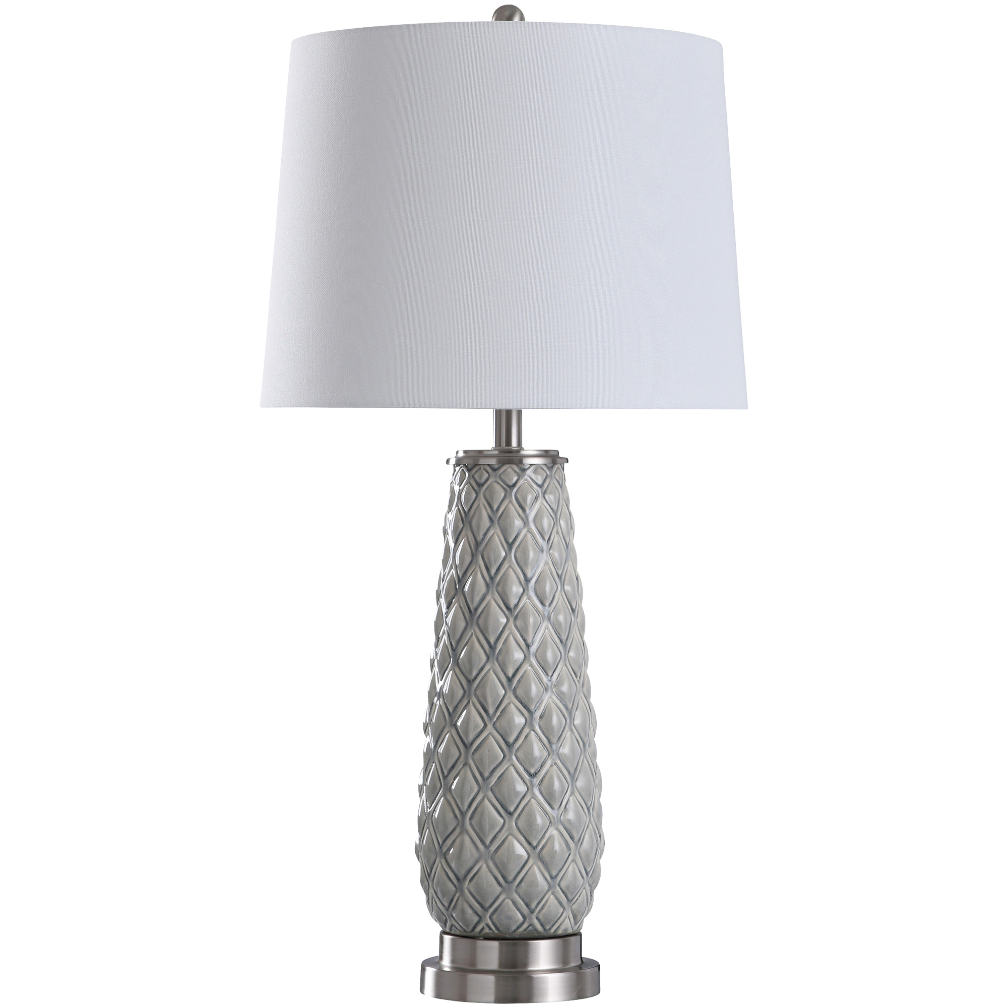 Stylecraft Home Collection | Hanson Sky Ceramic Table Lamp