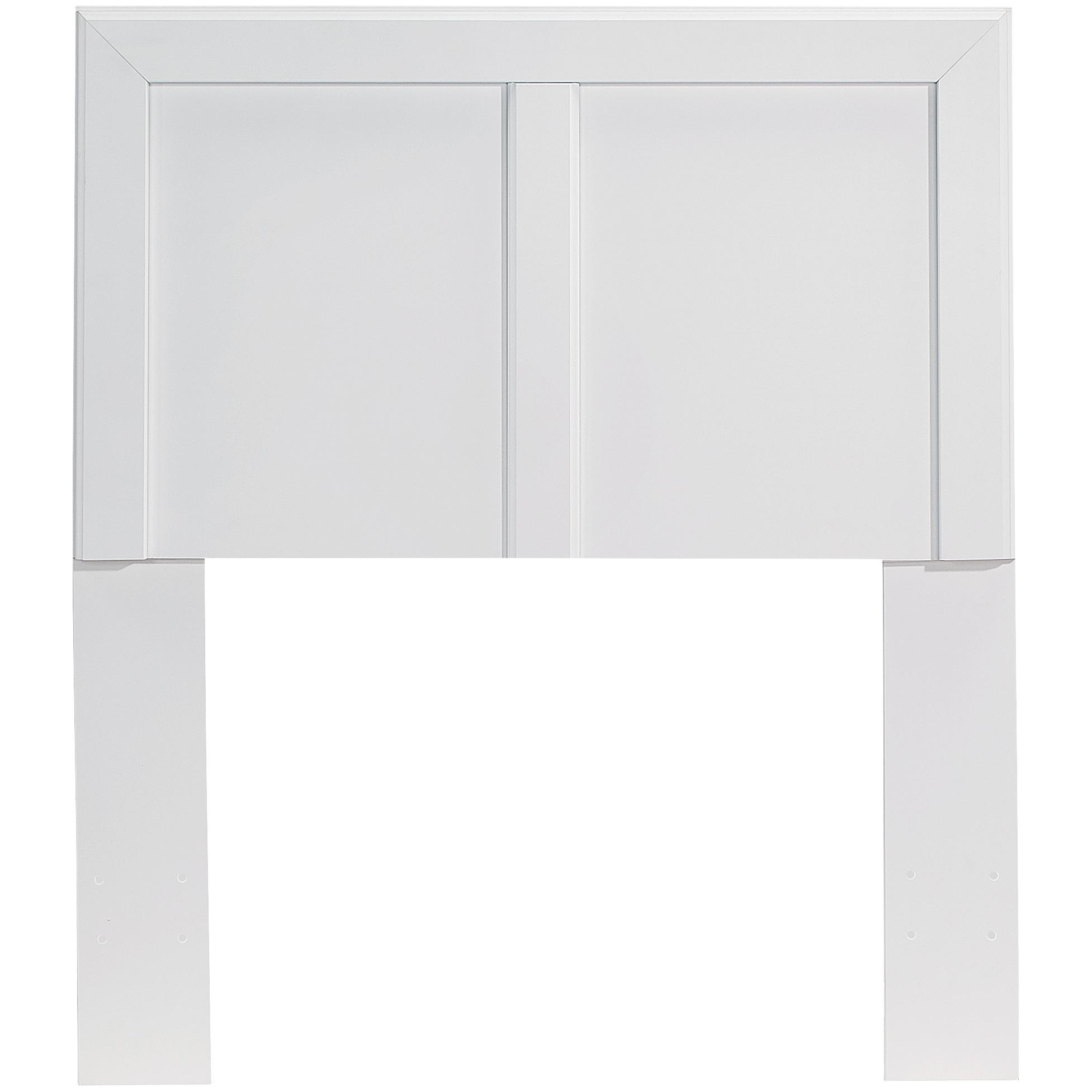 Kith Furniture | Bridgetown White Twin Headboard