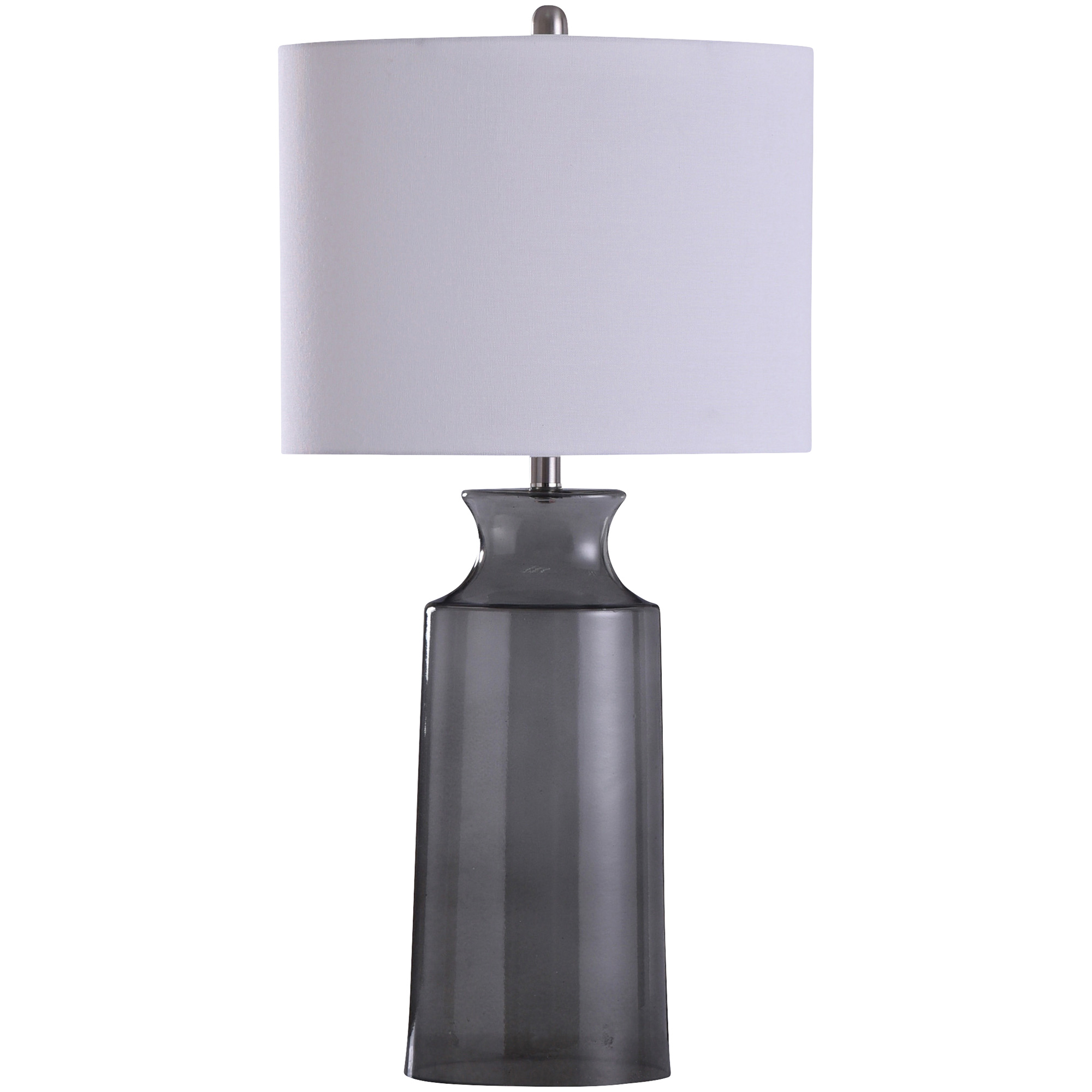 Stylecraft Home Collection | Clove Gray Table Lamp