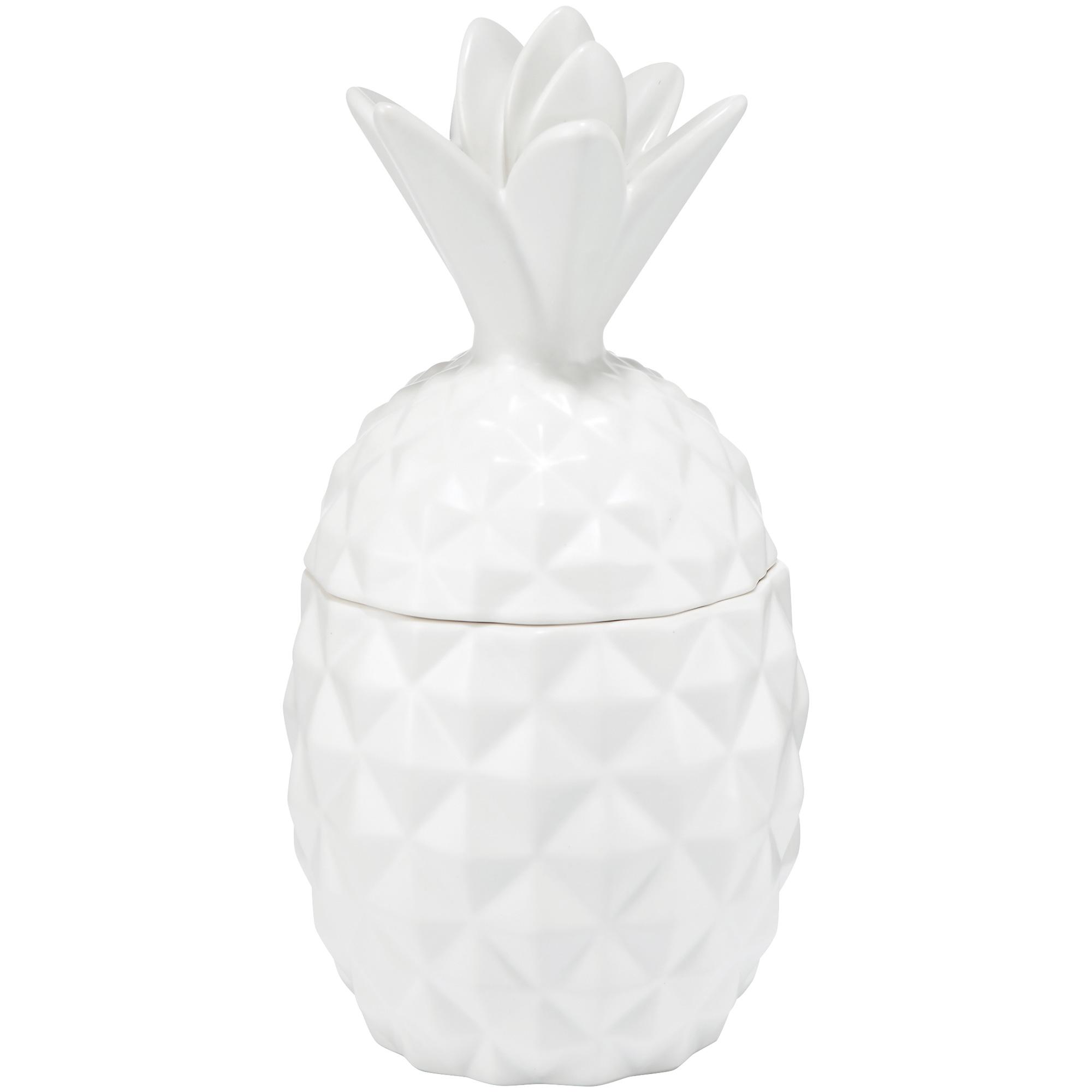 Illume | Pineapple Ceramic Citrus Crush Candle