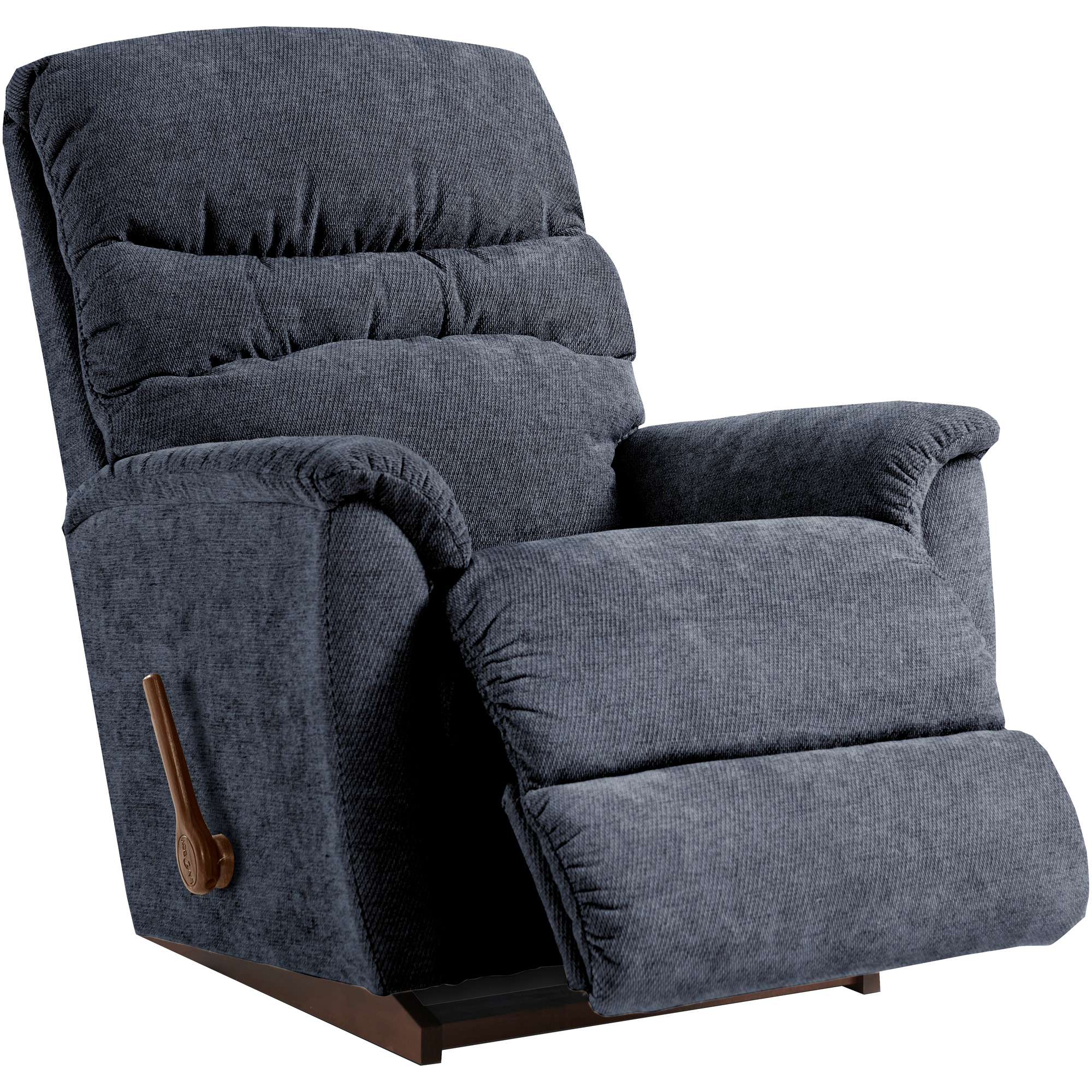 La-Z-Boy | Coleman Navy Rocker Recliner Chair