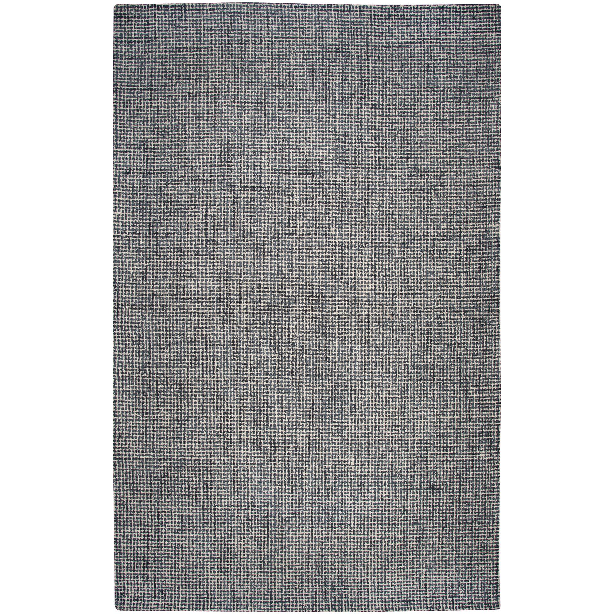 Rizzy Home | Brindleton Black 3x5 Area Rug