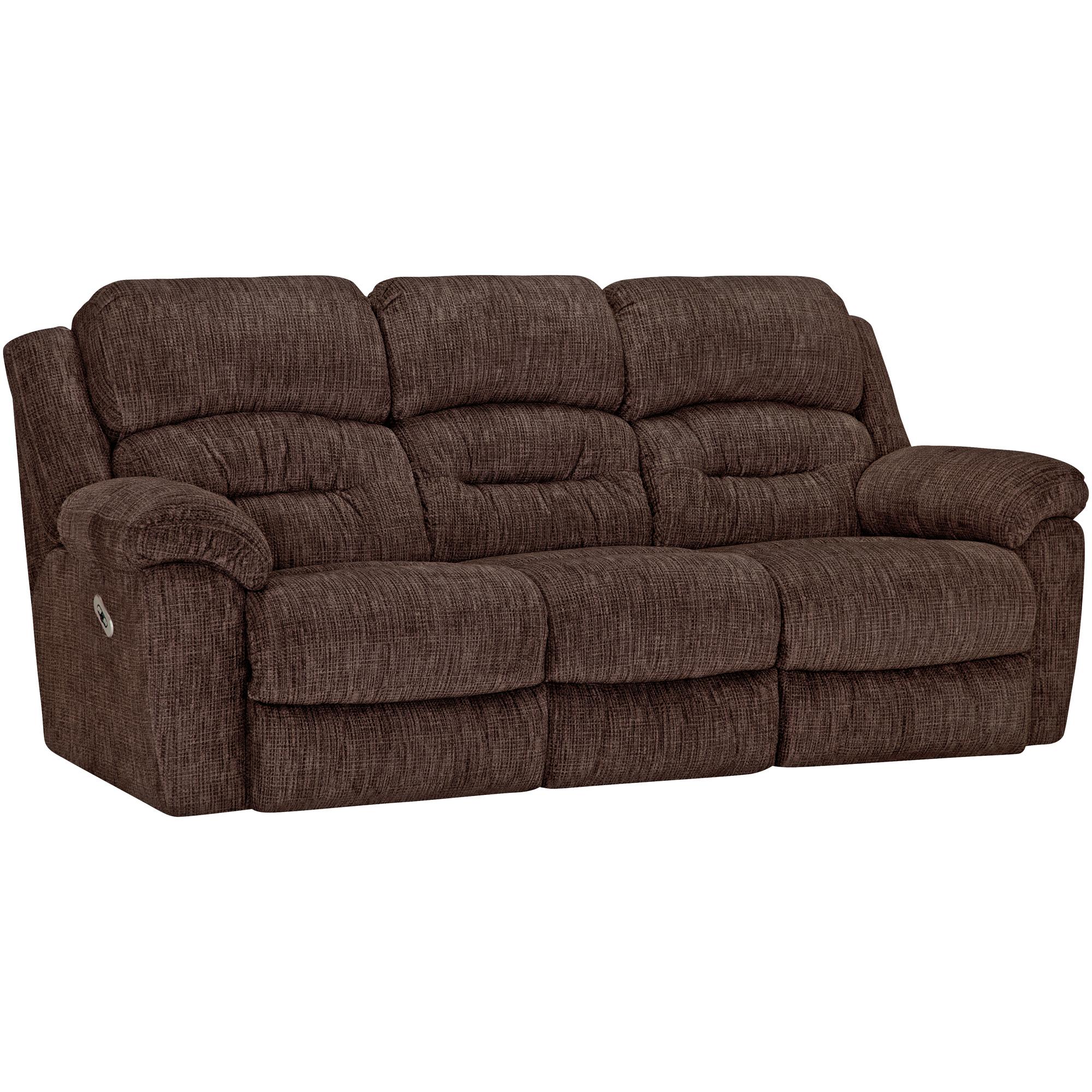 Franklin | Frontier Brown Power Reclining Sofa