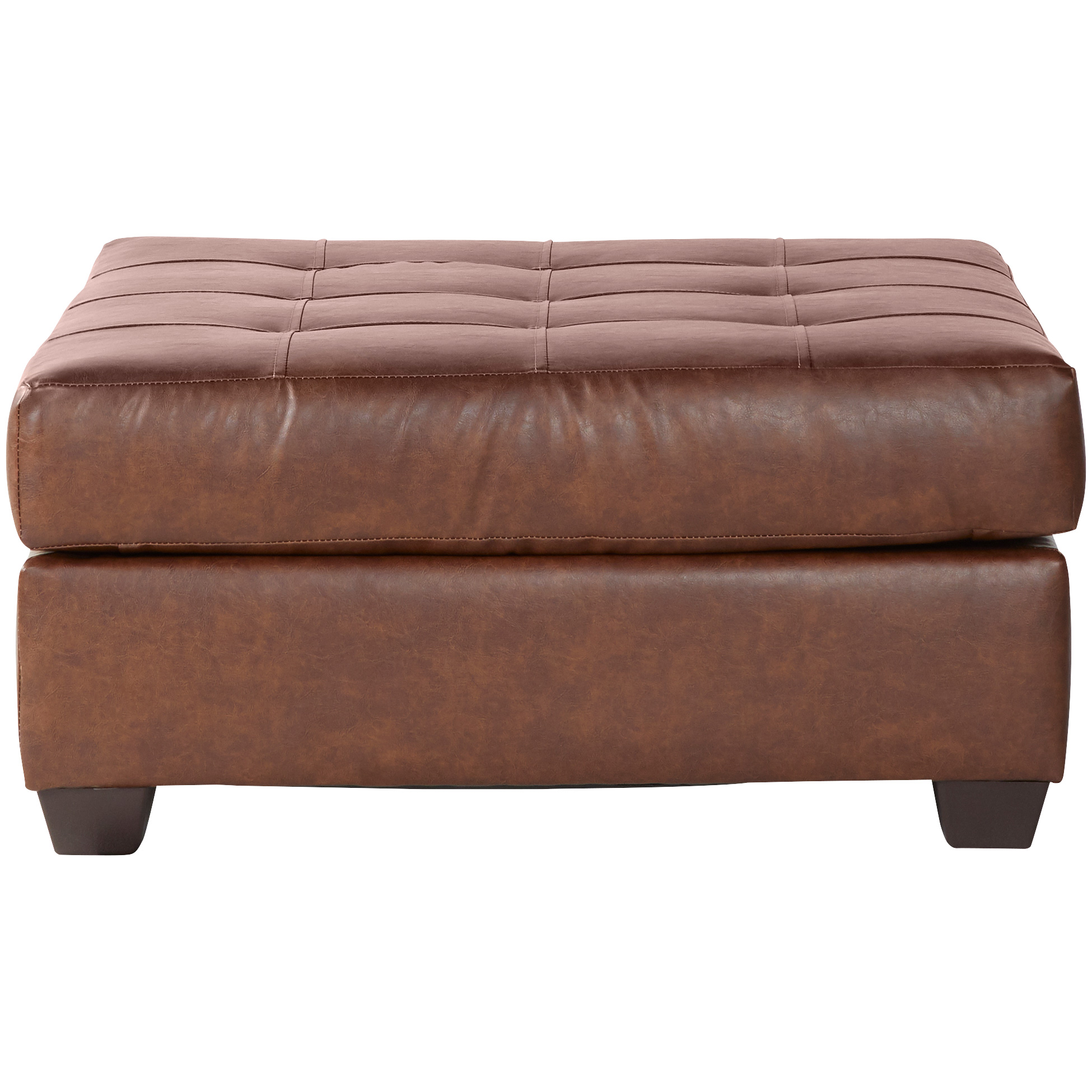 Serta Upholstery By Hughes Furniture | Bing Hazelnut Accent Ottoman