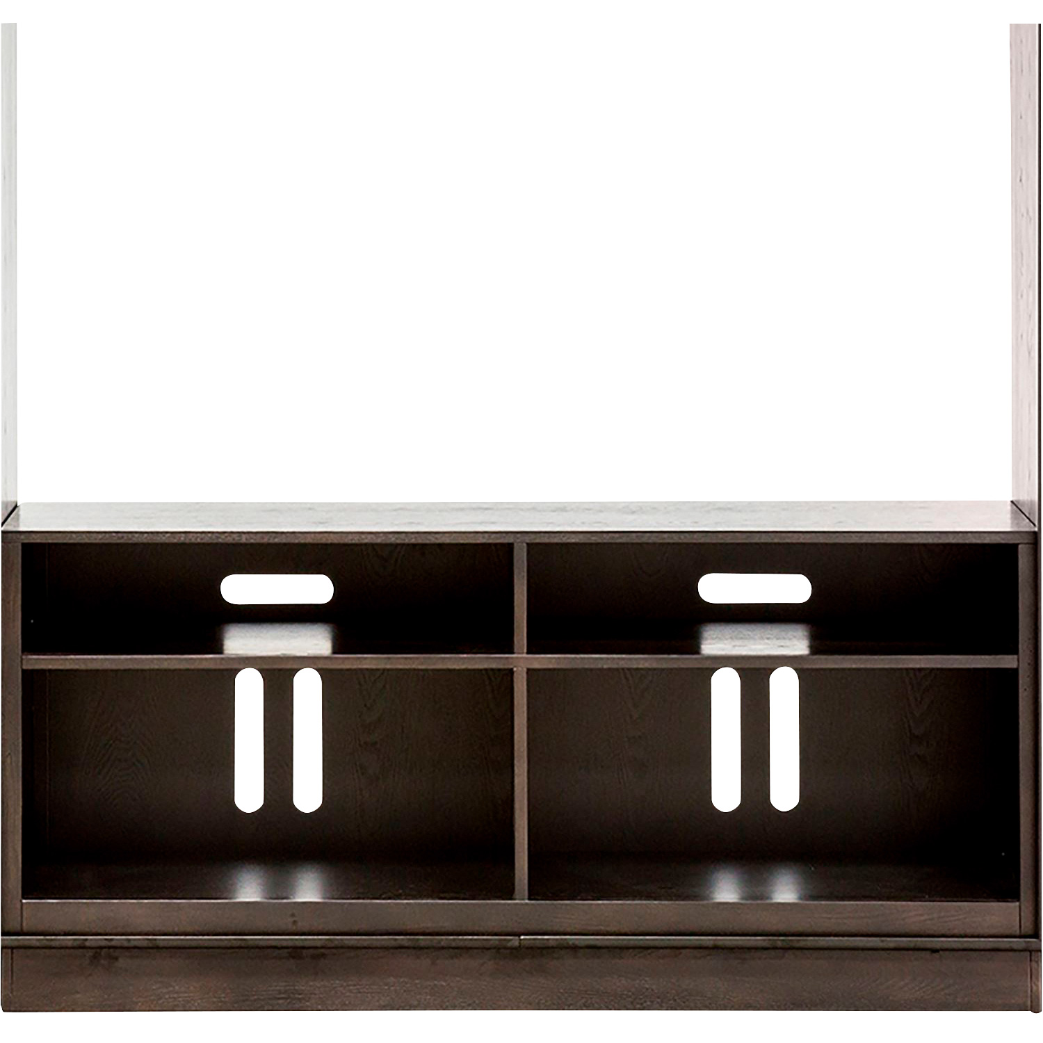 Liberty Furniture | Abbey Black Entertainment TV Stand