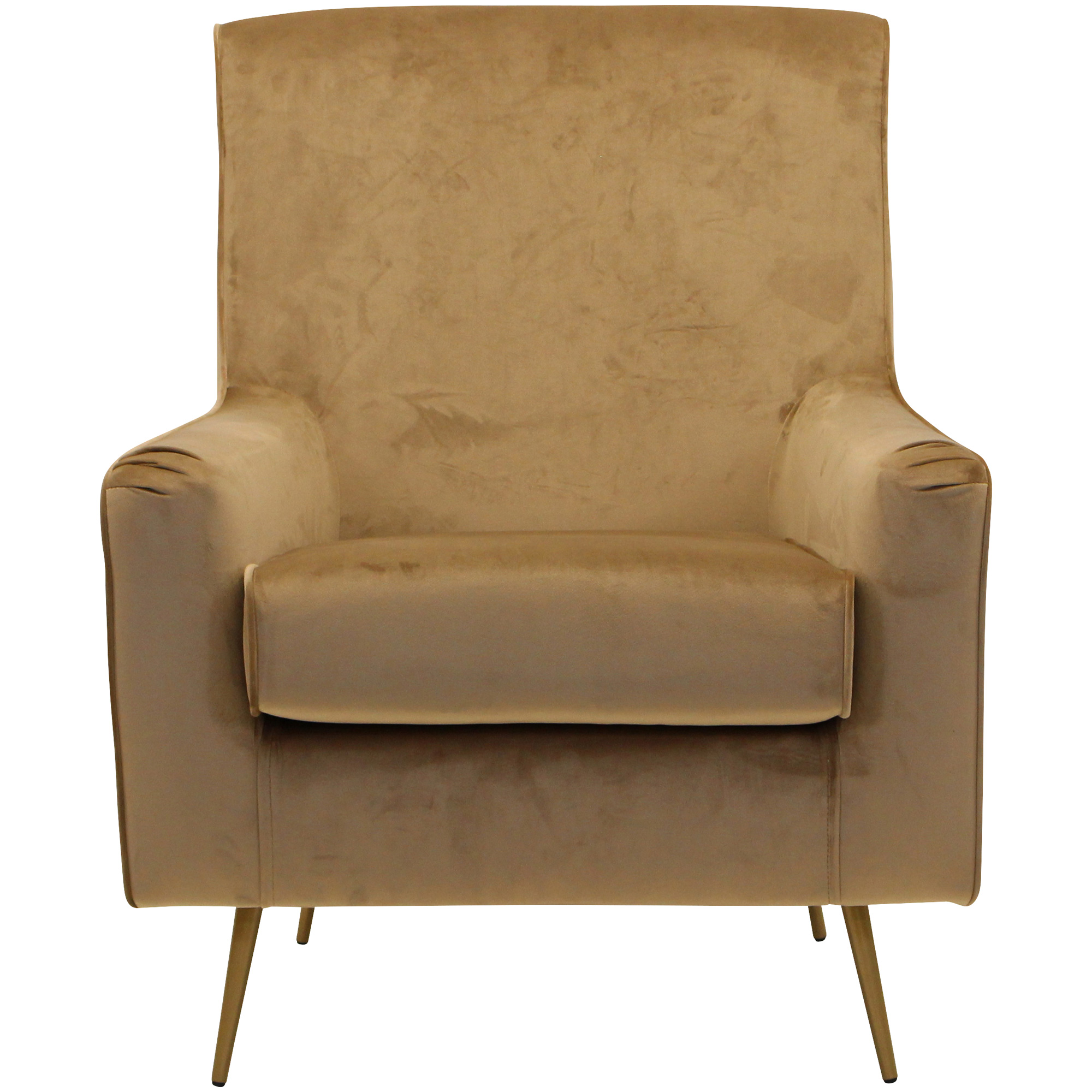 Overman | Lana Taupe Accent Chair