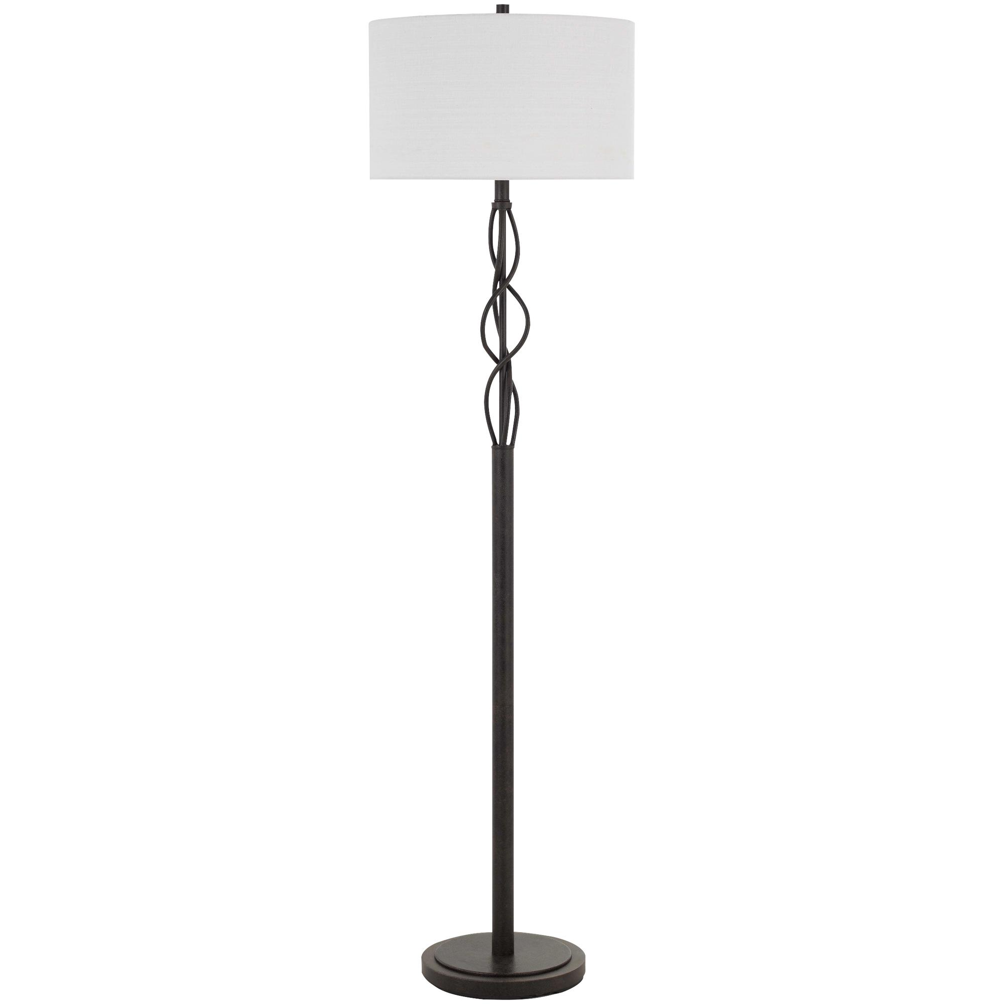 Cal Lighting | Antony Bronze Floor Lamp