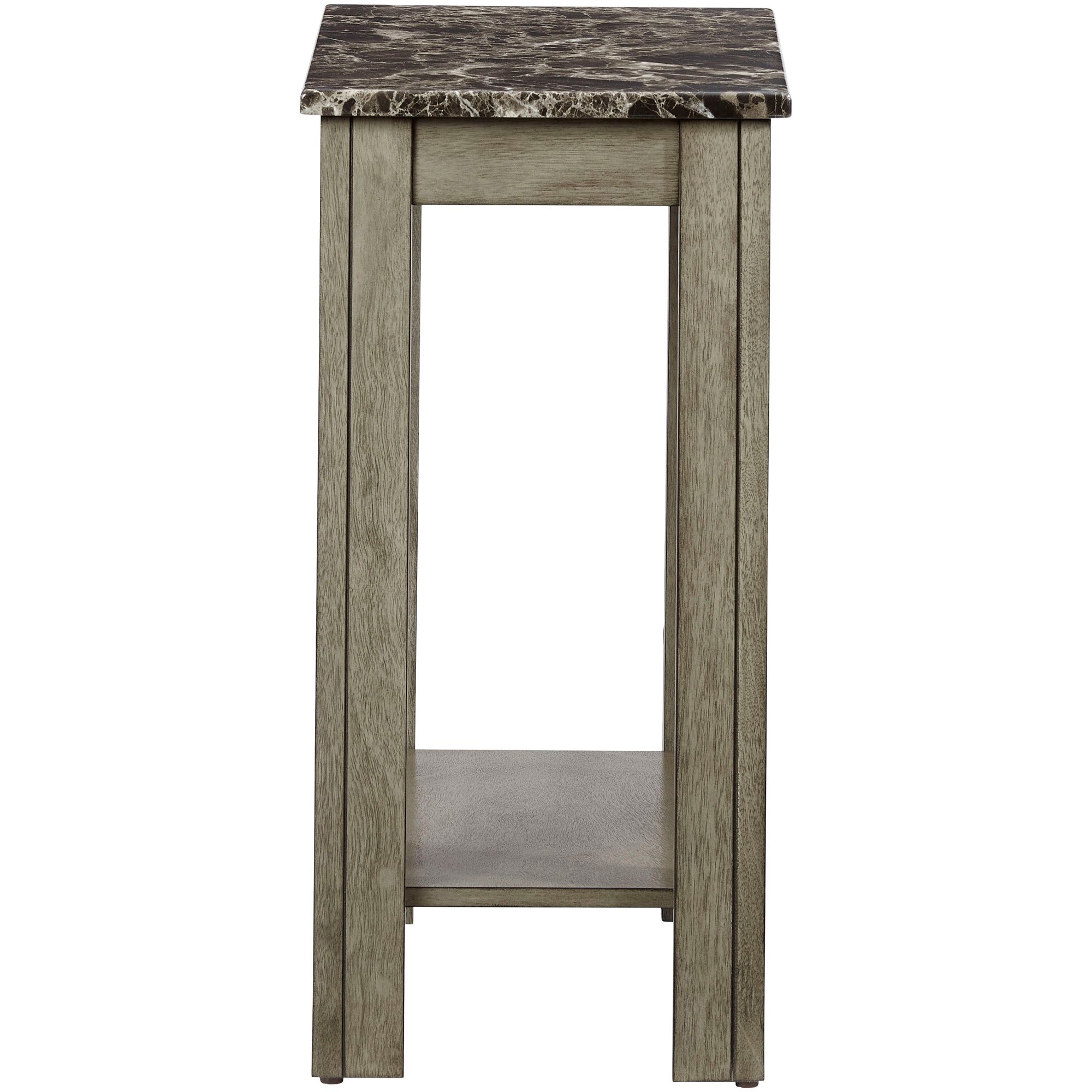 Progressive | Chairsides III Gray Chairside Table