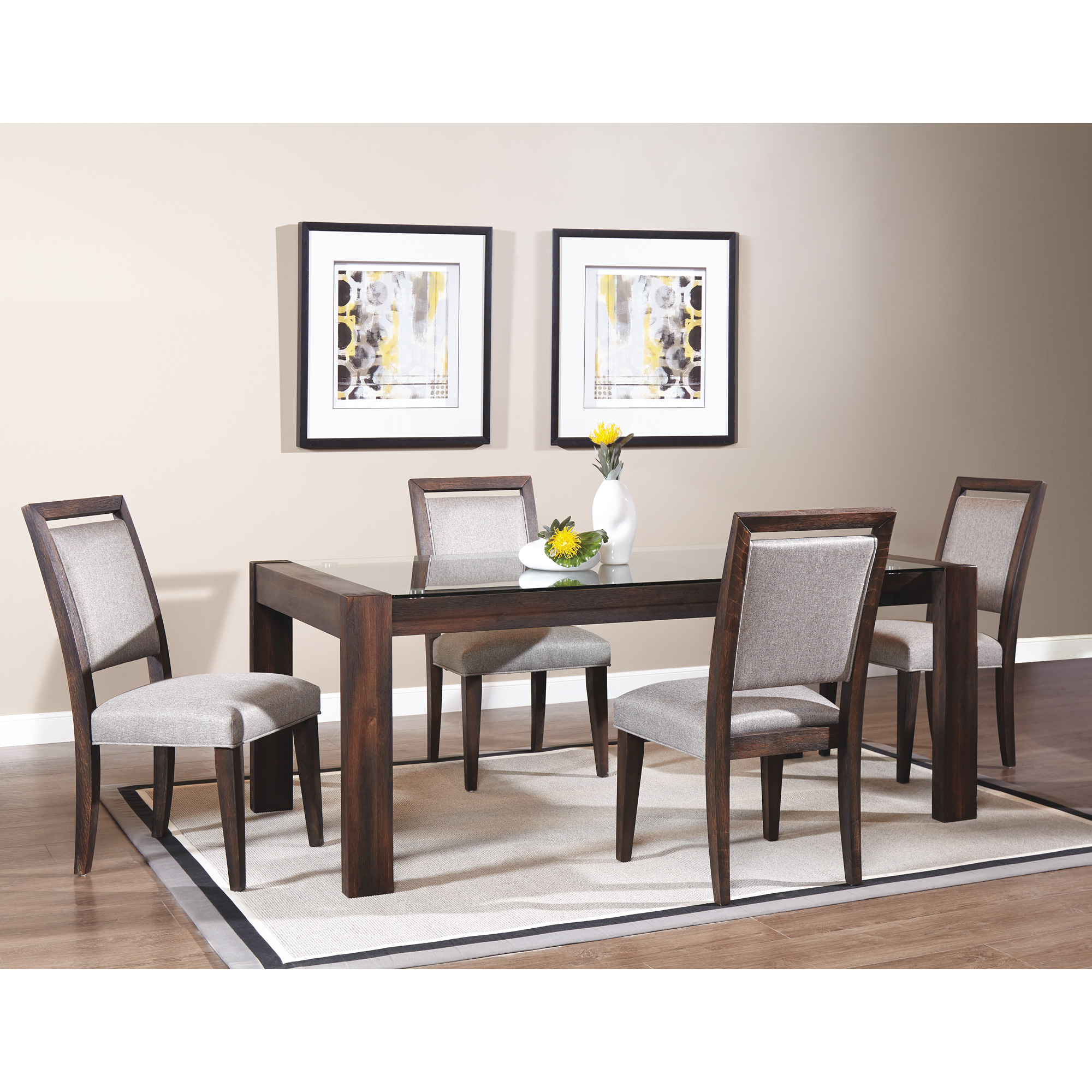 Davis Direct | Canyon Tobacco 5 Piece Dining Set
