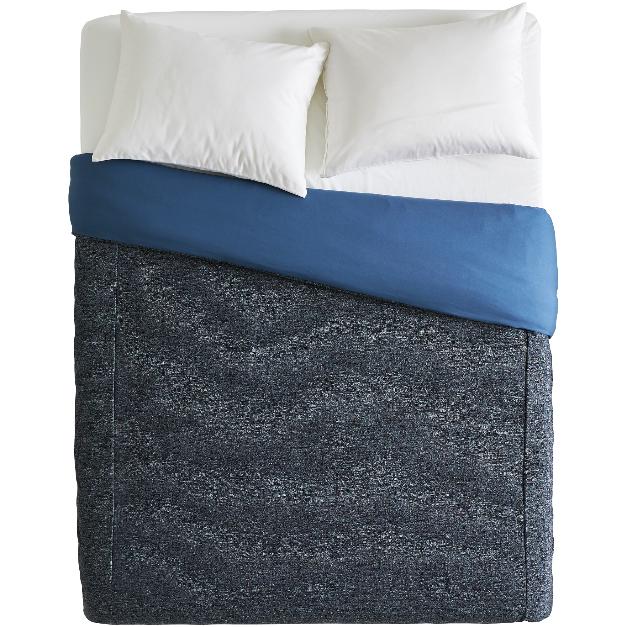 Sis Enterprises | Belmont Blue Eyes Queen Duvet Cover