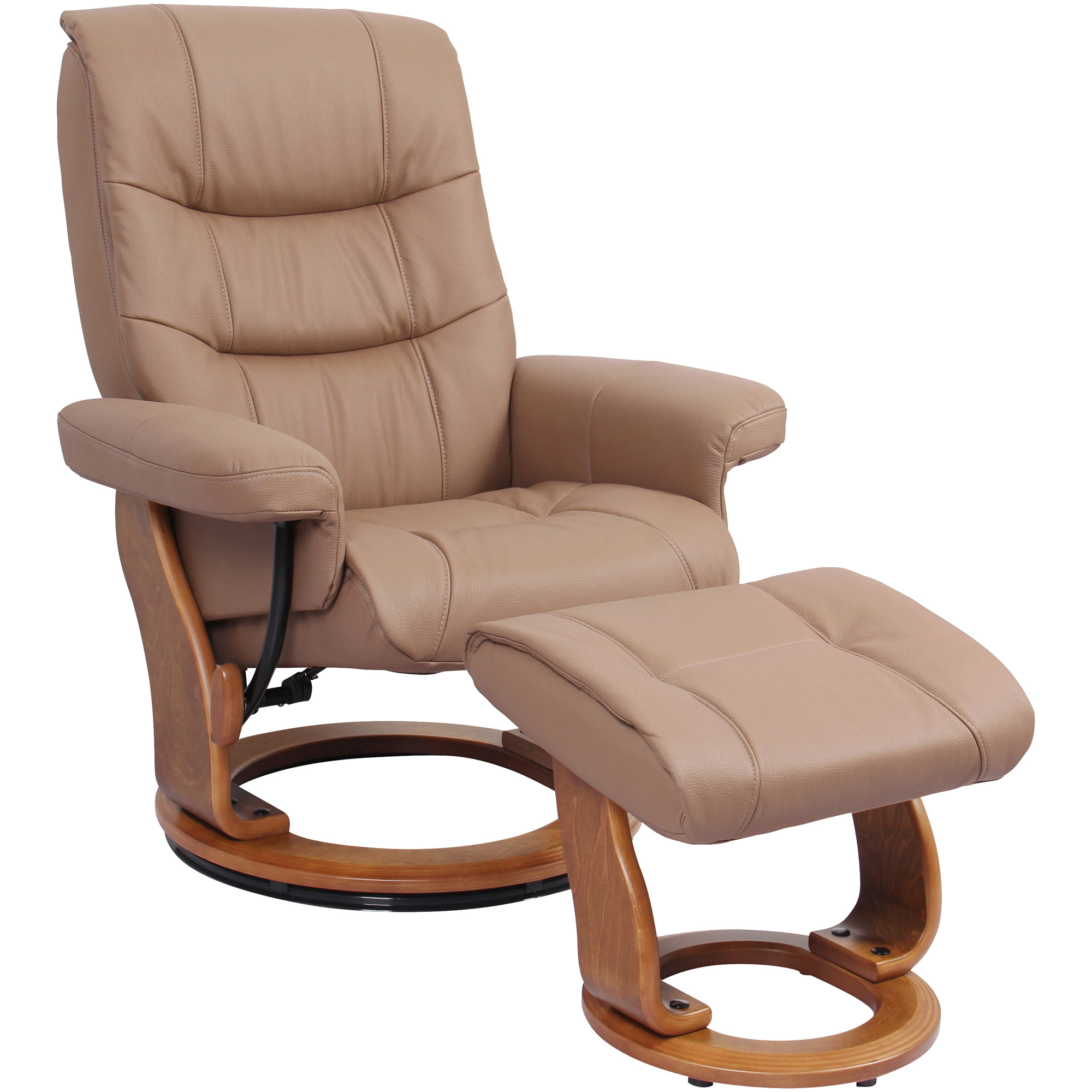 Benchmaster | Rosa II Cocoa Recliner Chair